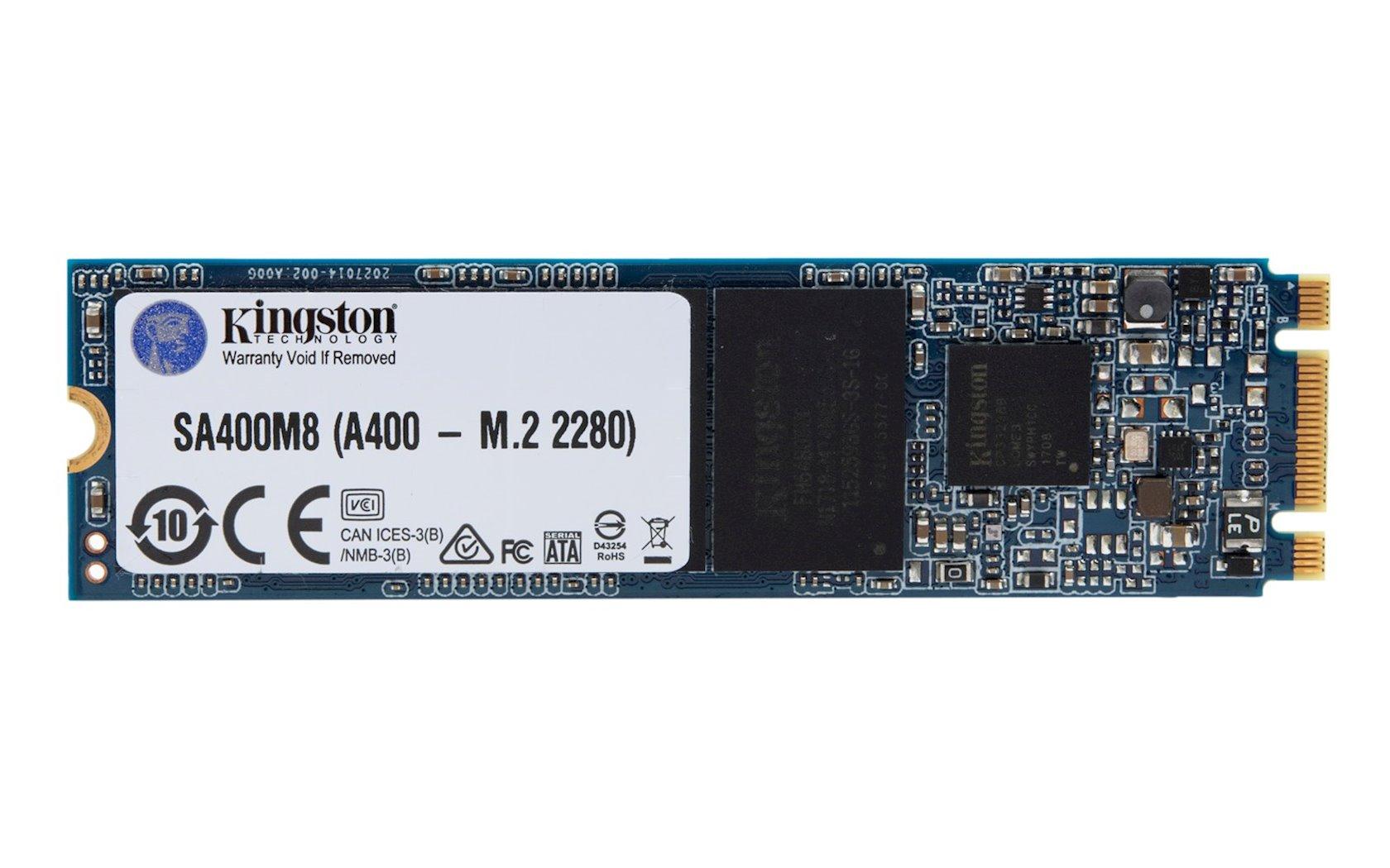 Sərt disk Kingston 480 Gb SA400M8/480G