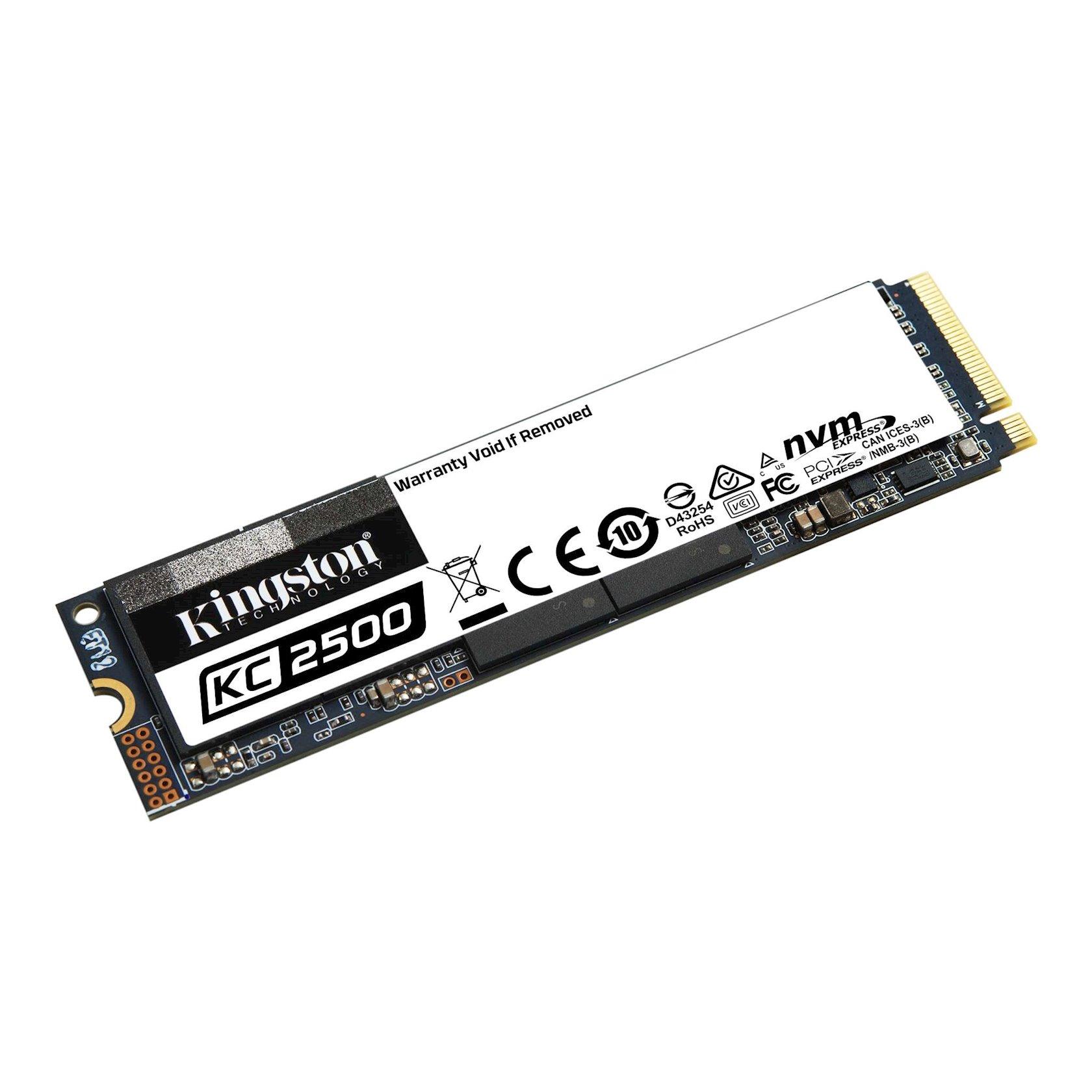 Sərt disk Kingston 500 Gb SKC2500M8/500G