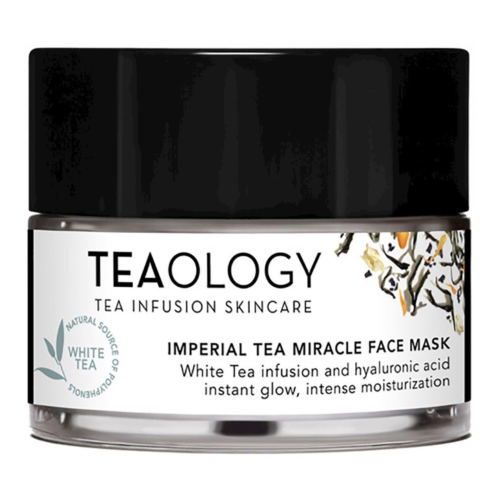 Üz üçün maska Teaology Imperial Tea Miracle 50 ml