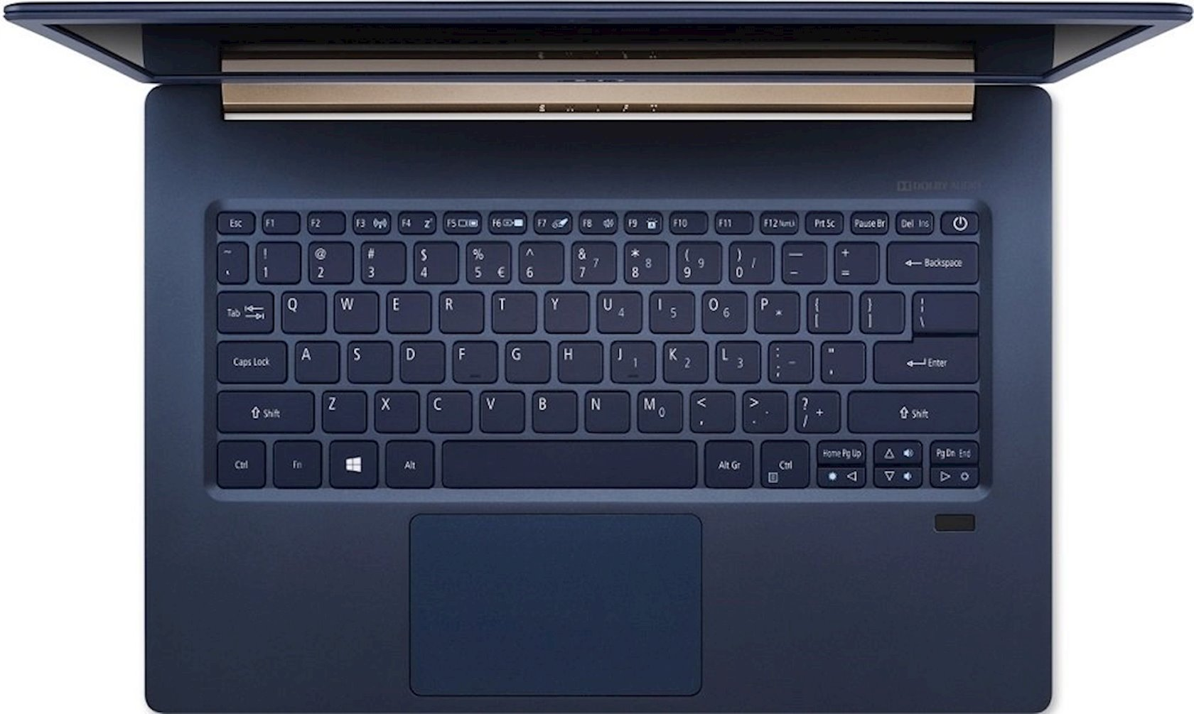 Noutbuk Acer Swift 5 SF514-53T-5105 Touch Blue (NX.H7HER.001)
