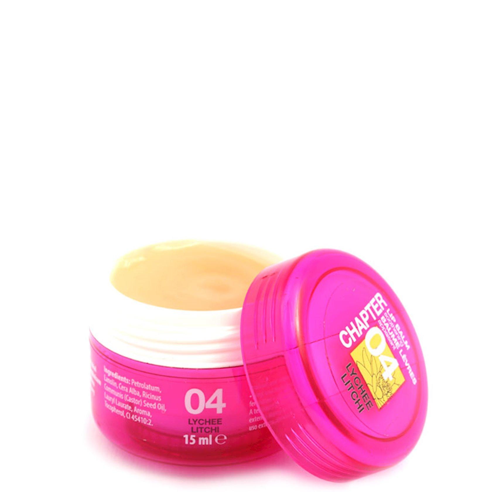 Dodaq balzamı Mades Cosmetics Chapter Litchi 15 ml