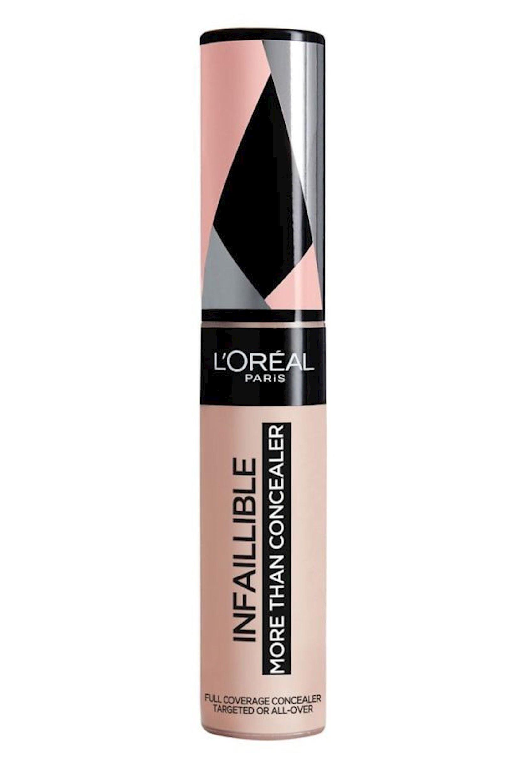 Üz üçün konsiler L'Oréal Paris Infaillible №320 Farfor 11 ml