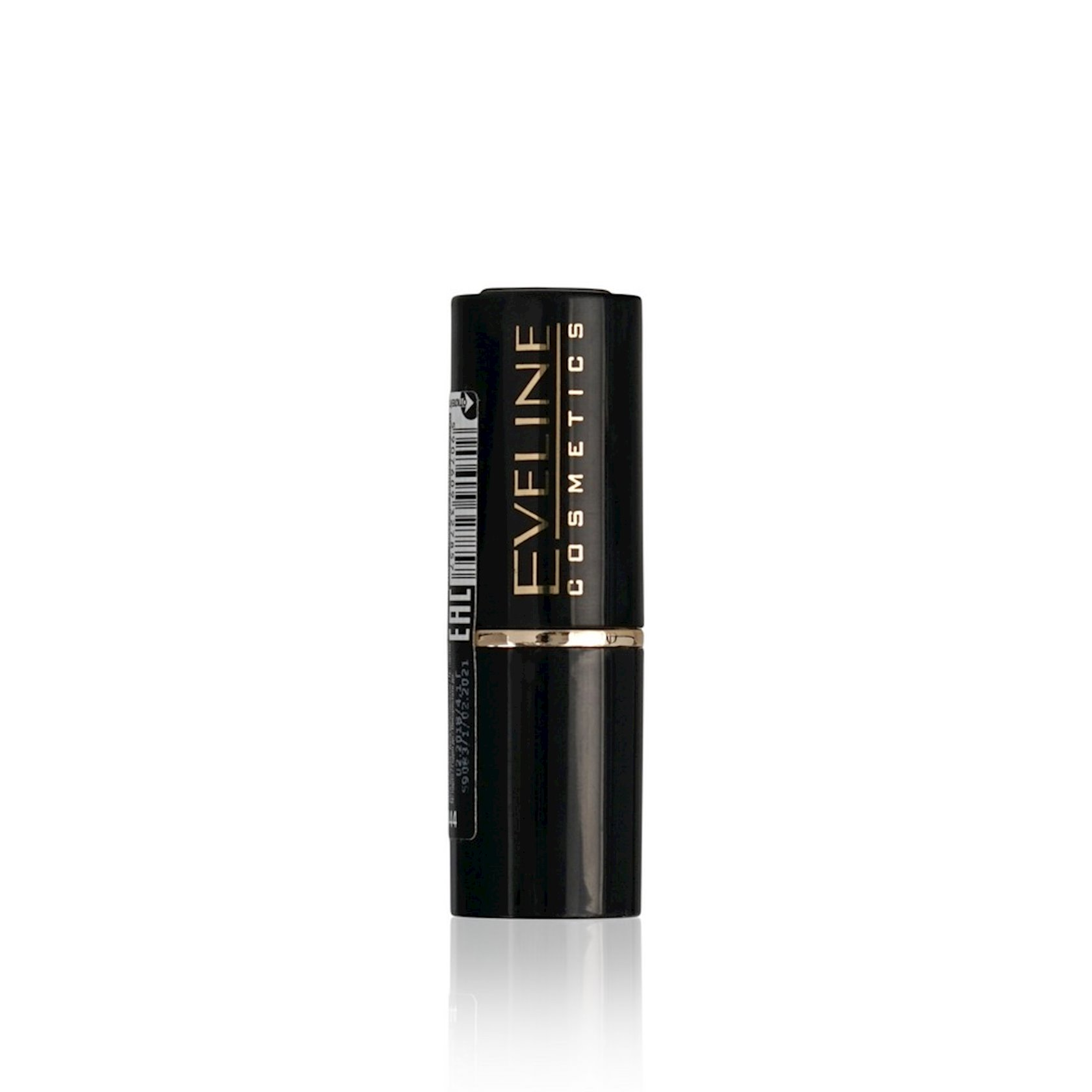 Ultra Nəmləndirici Pomada Eveline Cosmetics Aqua Platinum Lipstick çalar 444