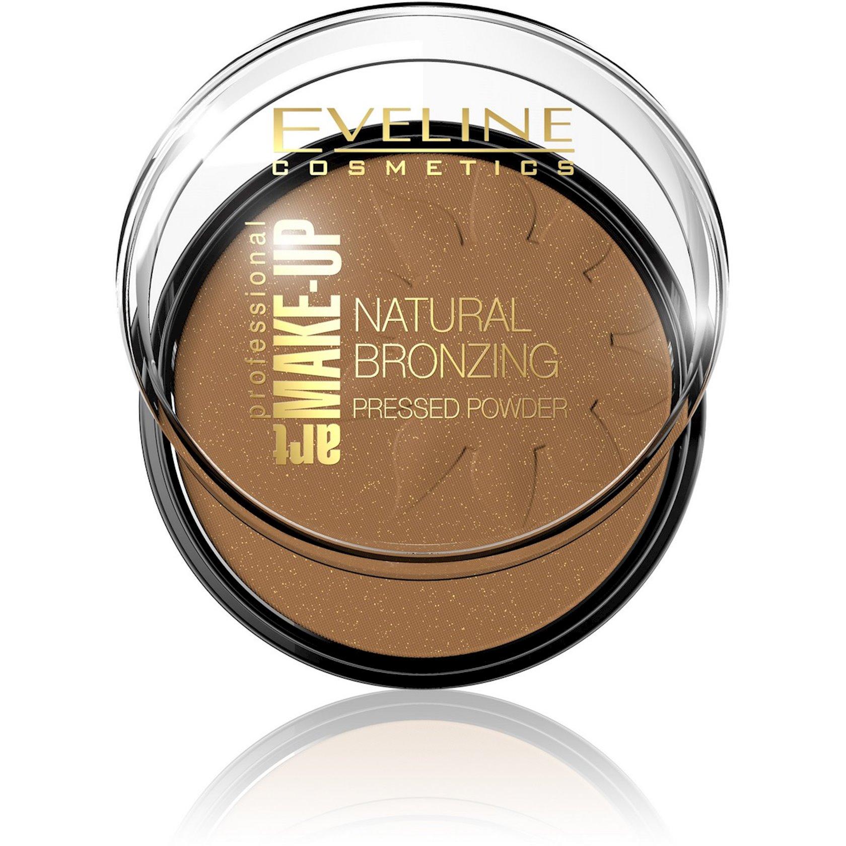 Bronzlaşdırıcı kirşan Eveline Art Professional Make-Up Natural Bronzing, N50