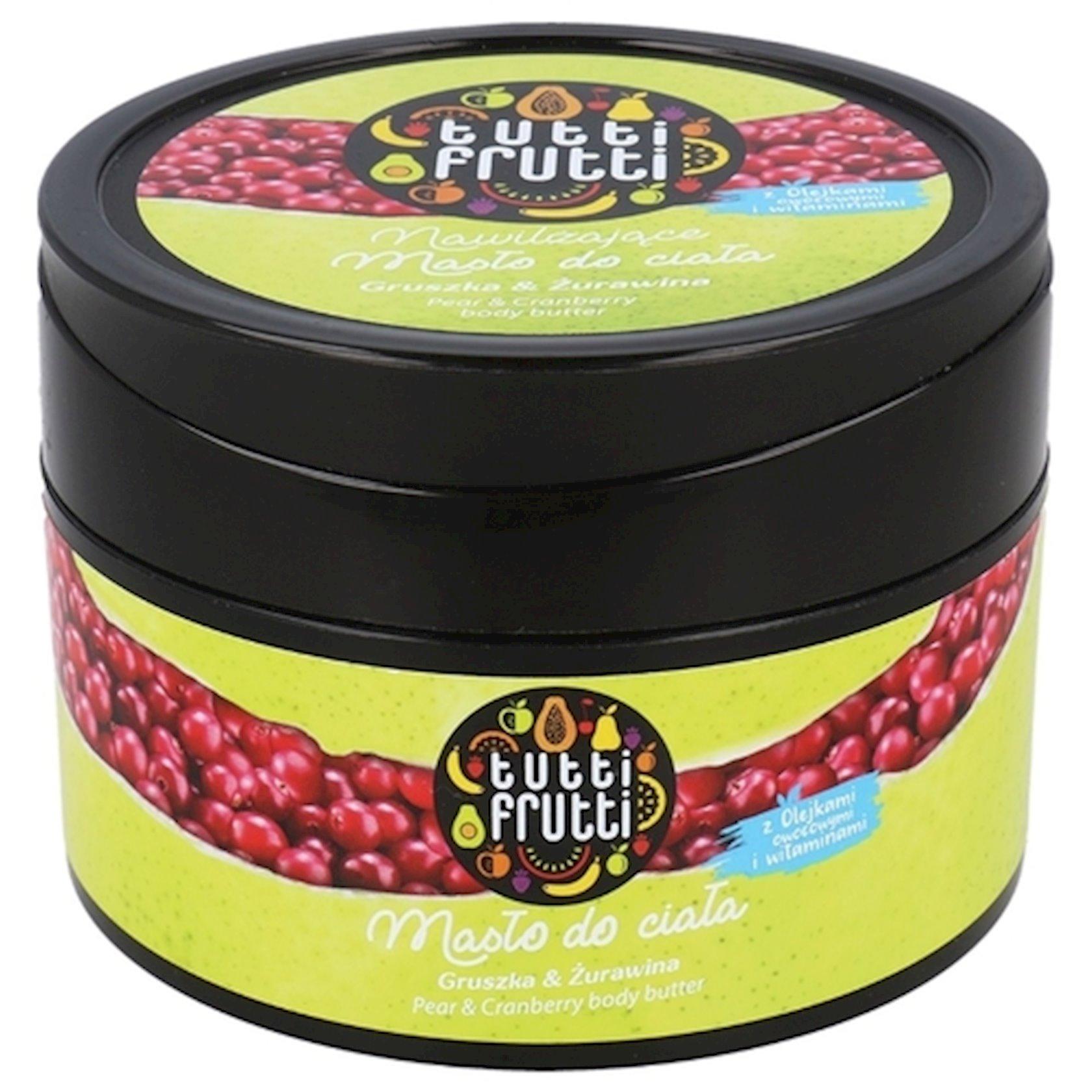 Yağ bədən üçün Farmona Tutti Frutti Armud və Quşüzümü 200 ml