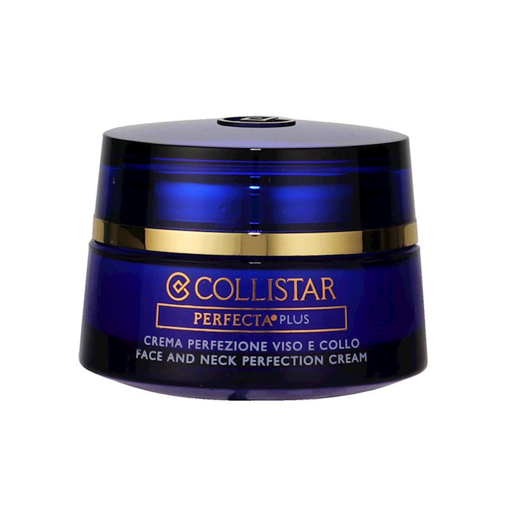İntensiv üz və boyun kremi Collistar Perfecta Plus Face and Neck Perfection Cream 50 ml