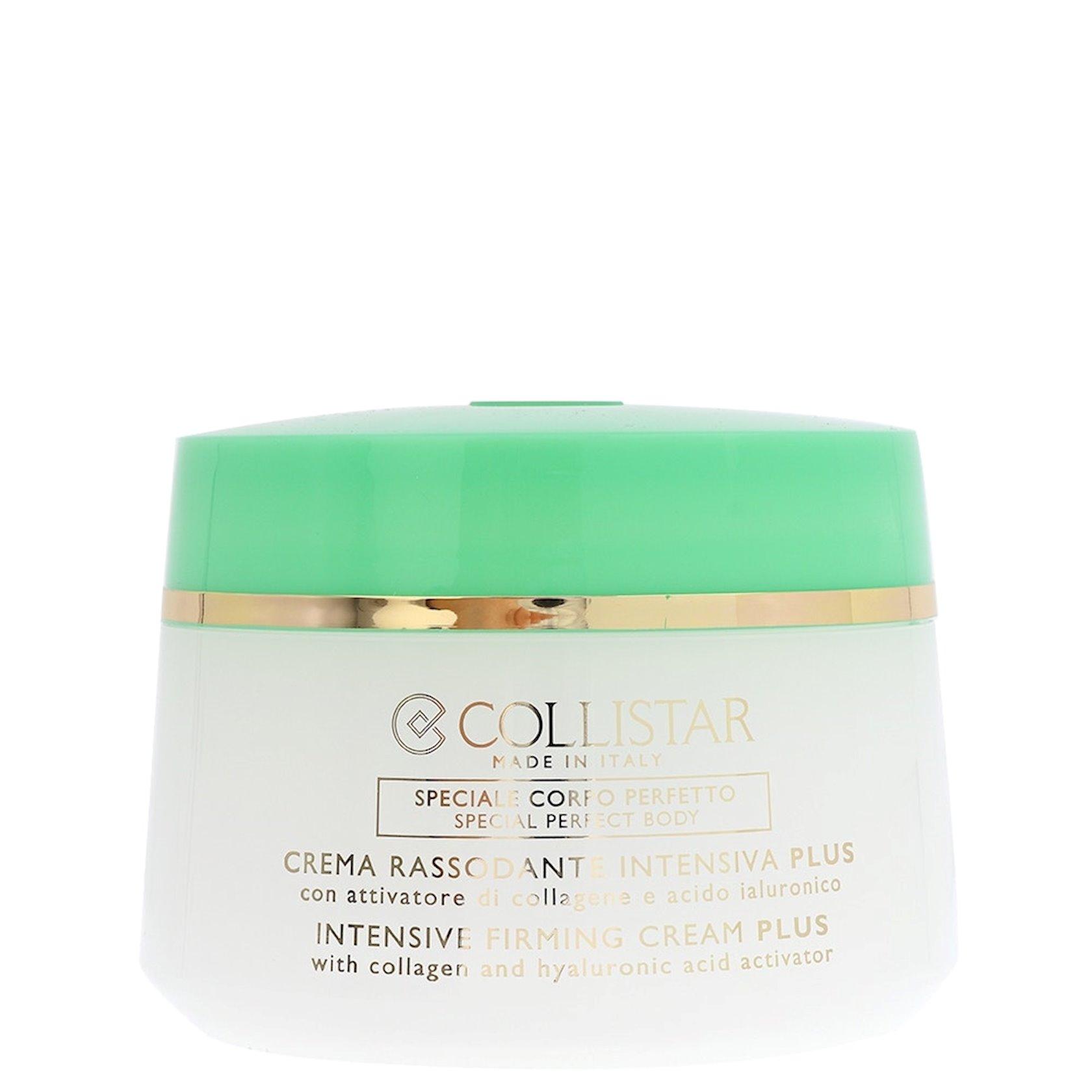 Güclü möhkəmləndirici bədən kremi Collistar Intensive Firming Cream Plus 400 ml