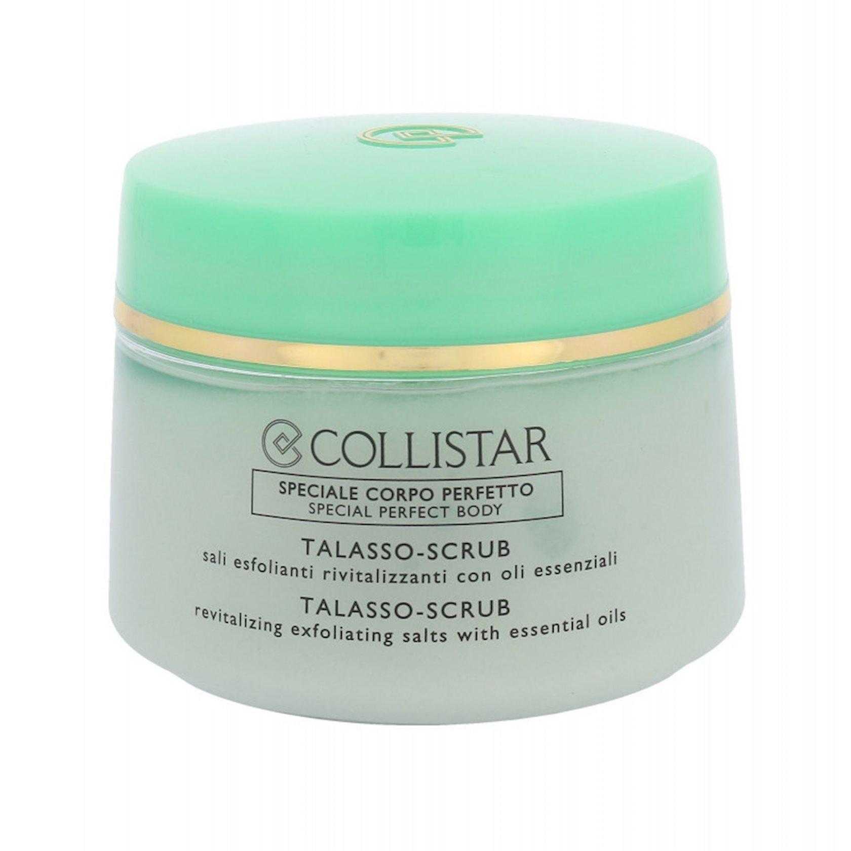 Dəniz duzlu cavanlaşdırıcı talasso skrab Collistar talasso revitalizing exfoliating salts 700 gr