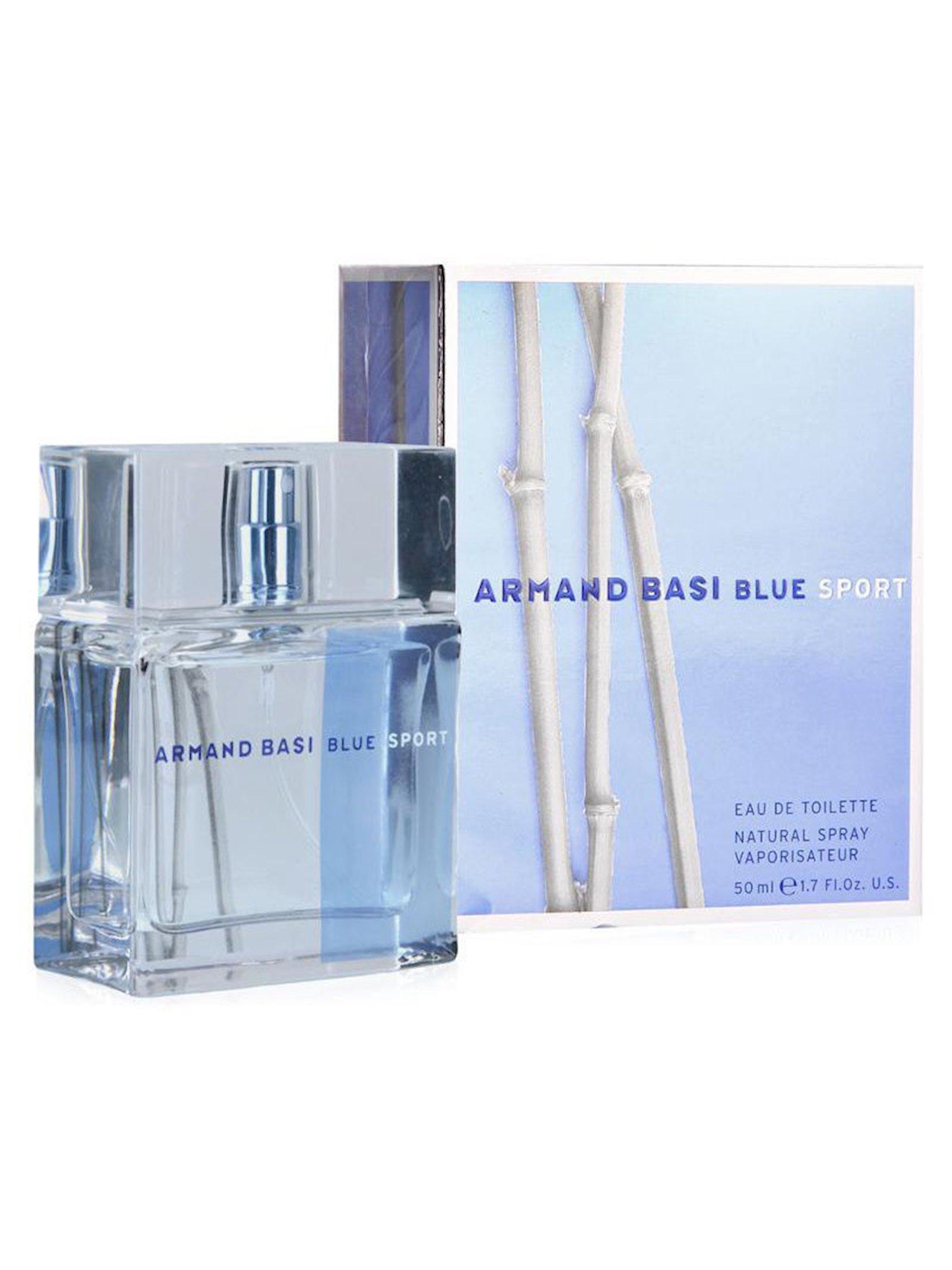 Kişilər üçün tualet suyu Armand Basi Blue Sport 50 ml