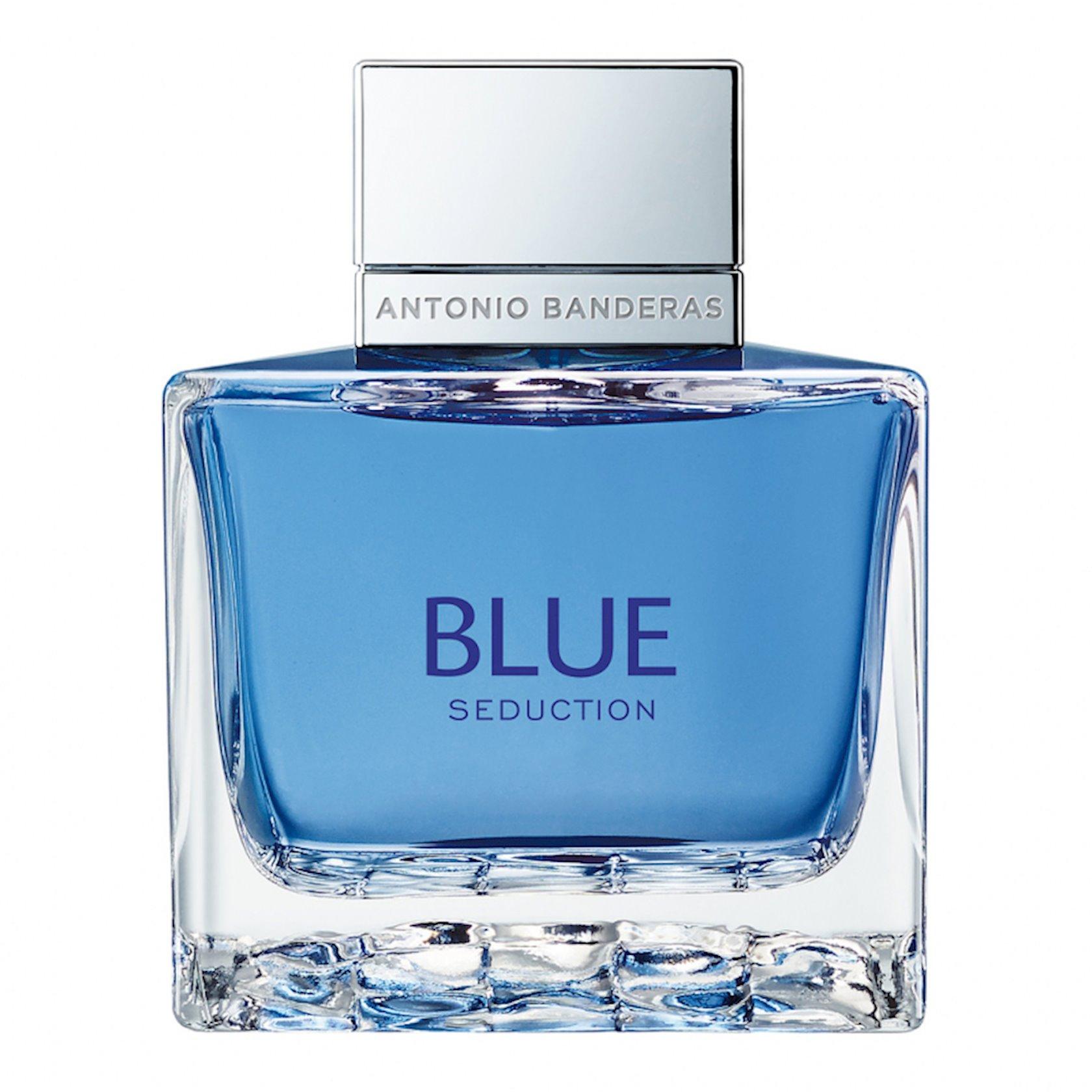 Kişilər üçün tualet suyu Antonio Banderas Blue Seduction 100 ml