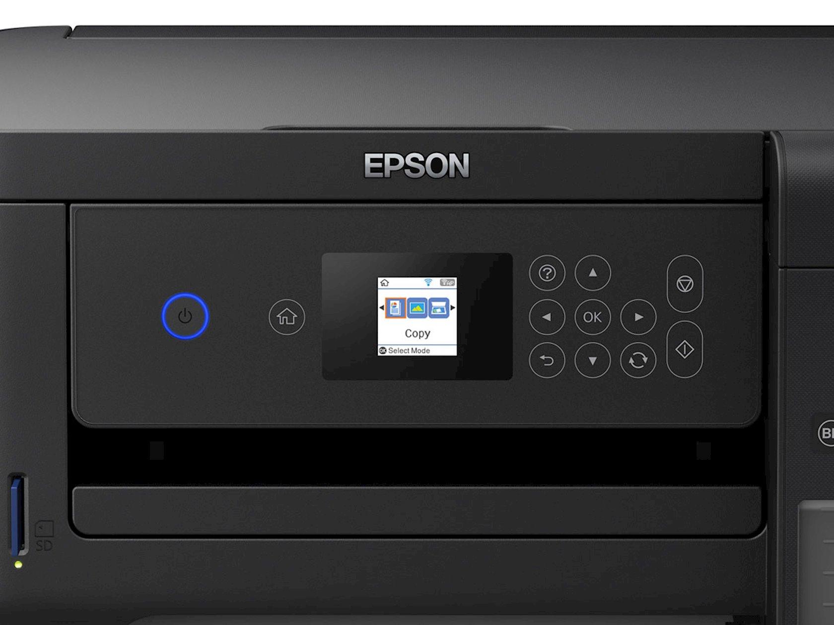 Şırnaqlı printer Epson L7160 CIS