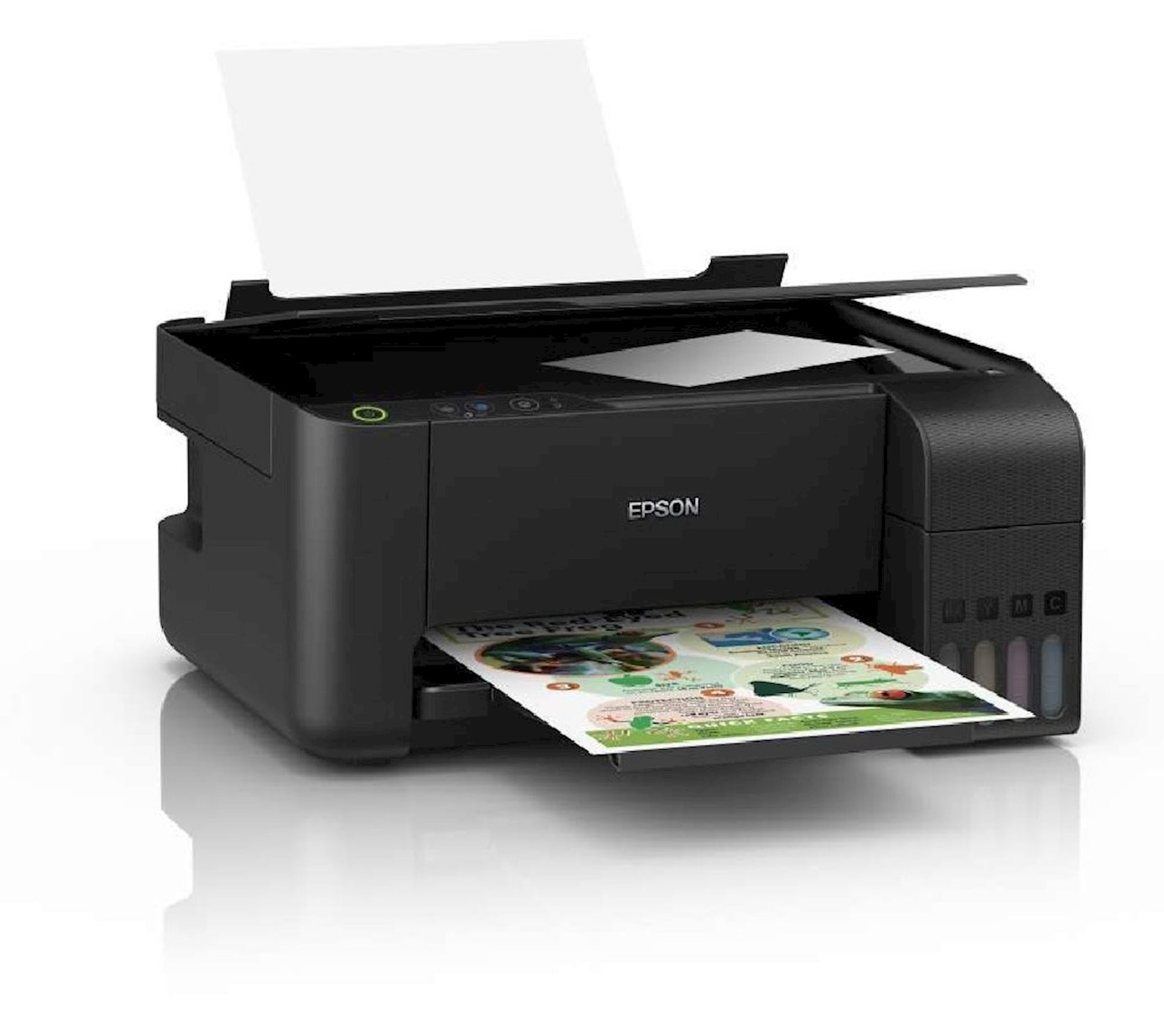 Şırnaqlı printer Epson L3100 CIS