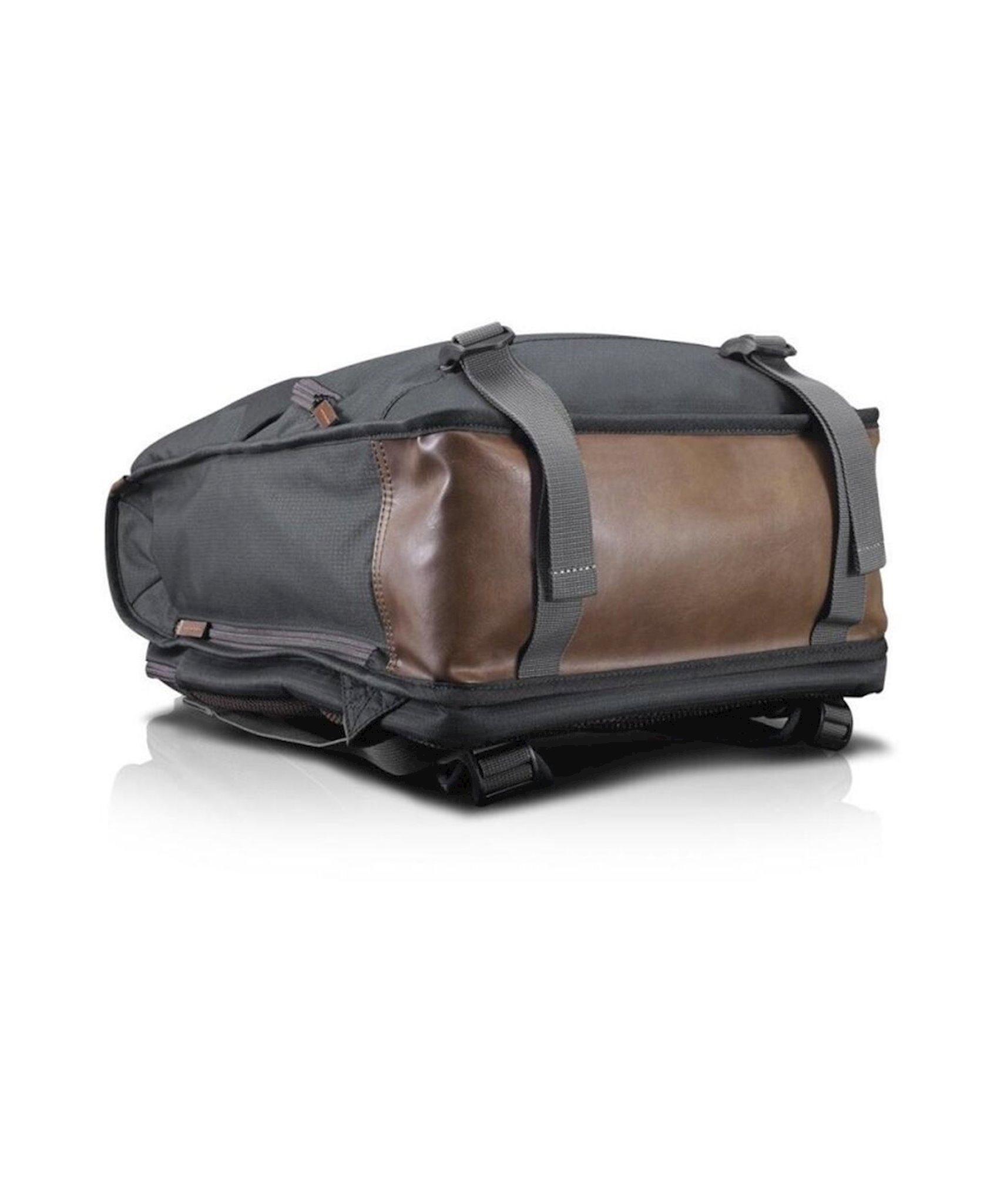 """Noutbuk üçün bel çantası Lenovo Urban B810 15.6"""" Black"""