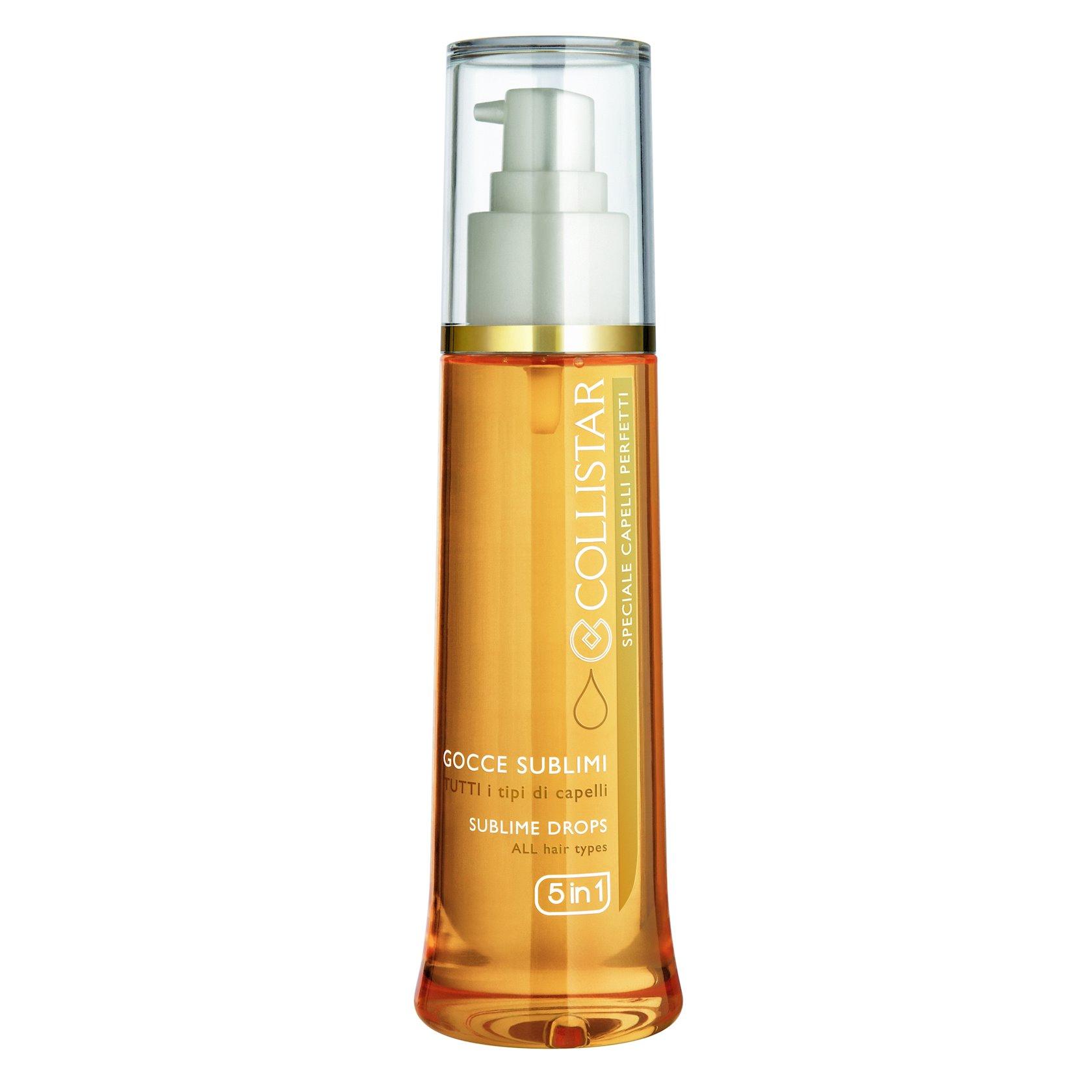 Saç üçün 5 dəyərli yağdan konsentrat Collistar 5 In 1 Sublime Drops 100 ml