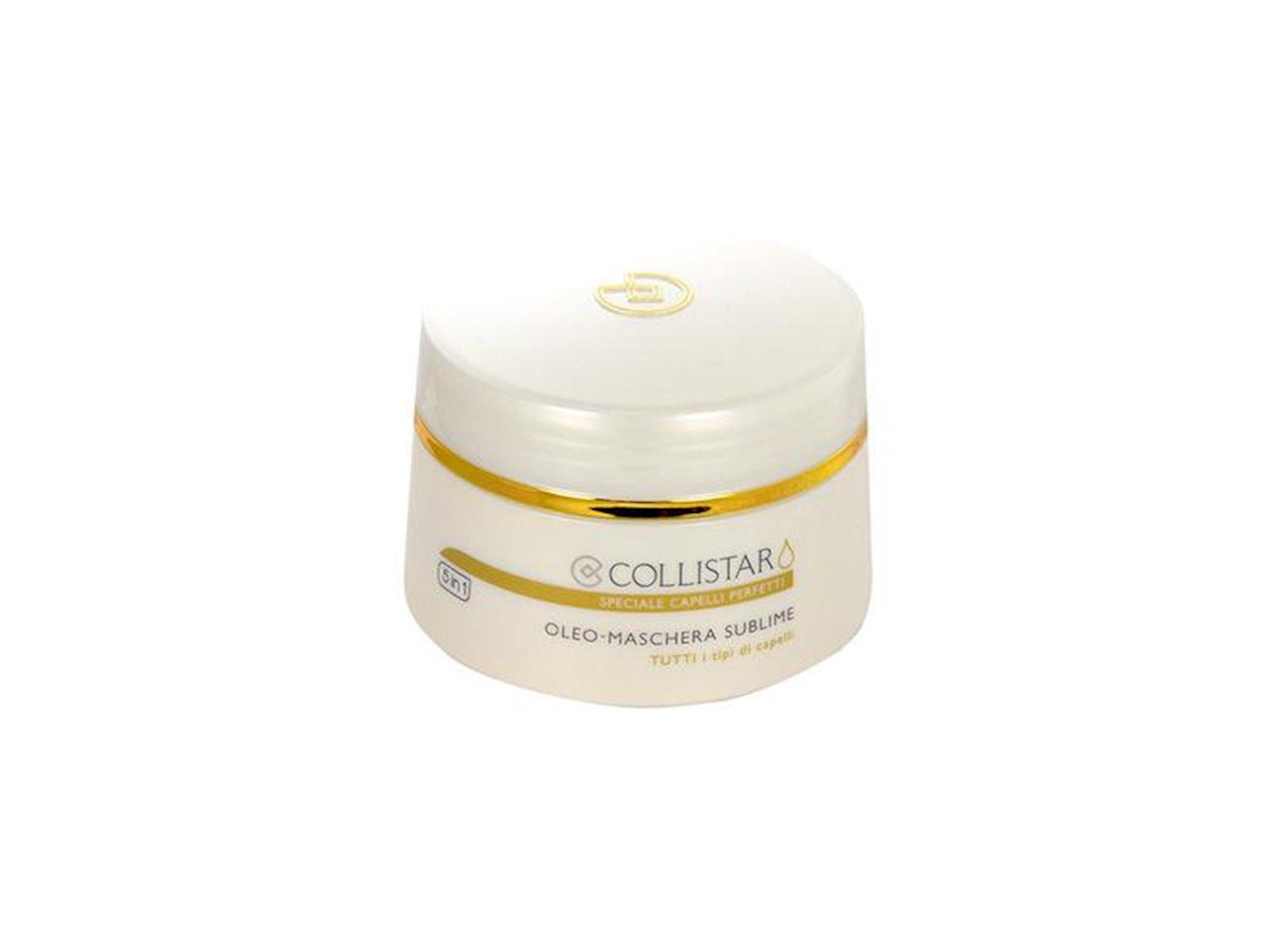 Saç maskası Collistar SUBLIME OIL-MASK 200 ml
