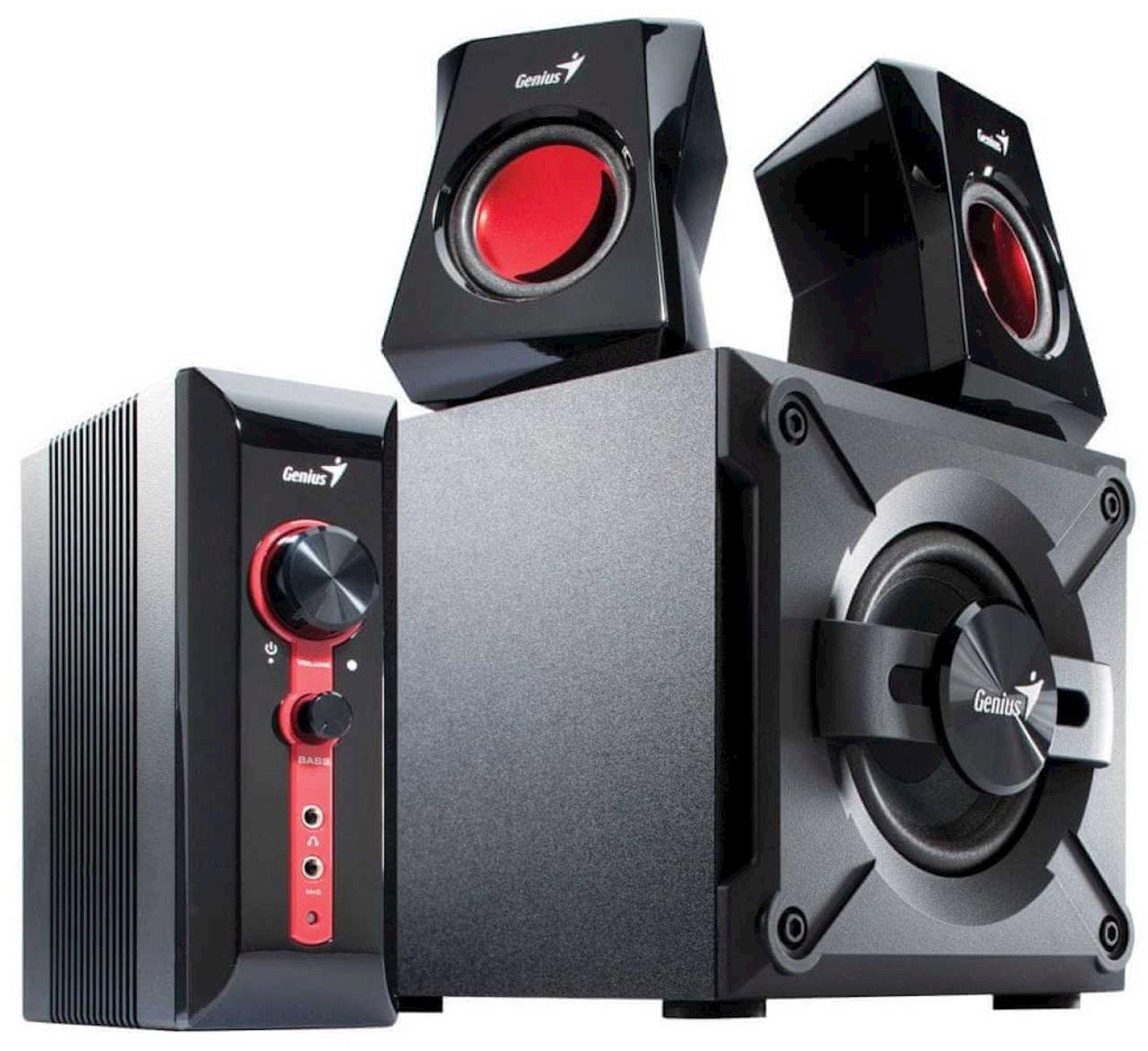 Akustik sistem LOGITECH Audio System 2.1 Z33