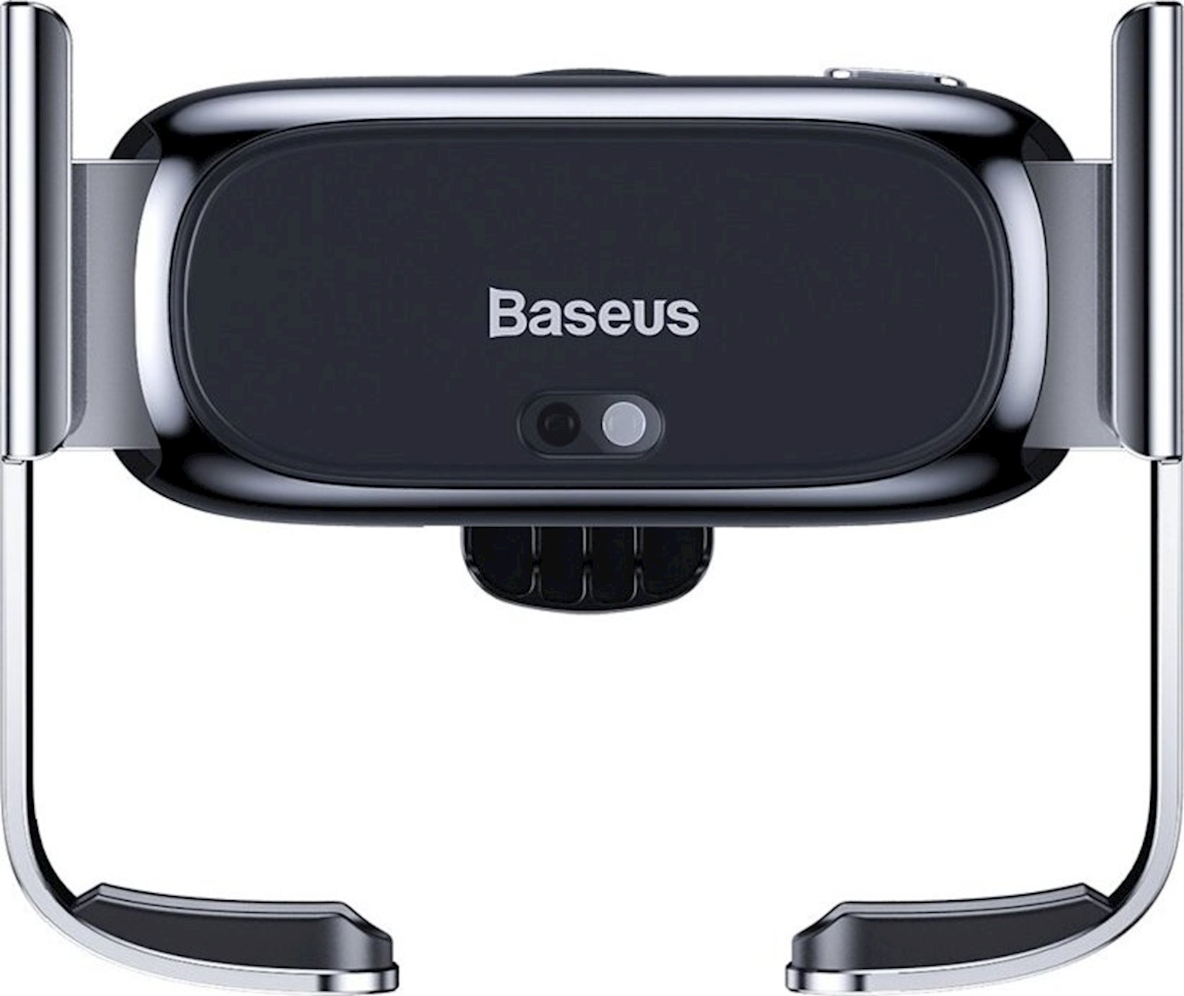 Avtomobil üçün telefon tutucusu Baseus Mini Electric Air Vent Car Holder, qara
