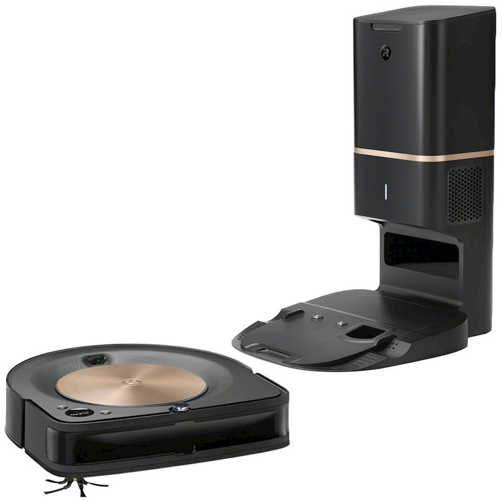 Robot tozsoran iRobot Roomba S9+