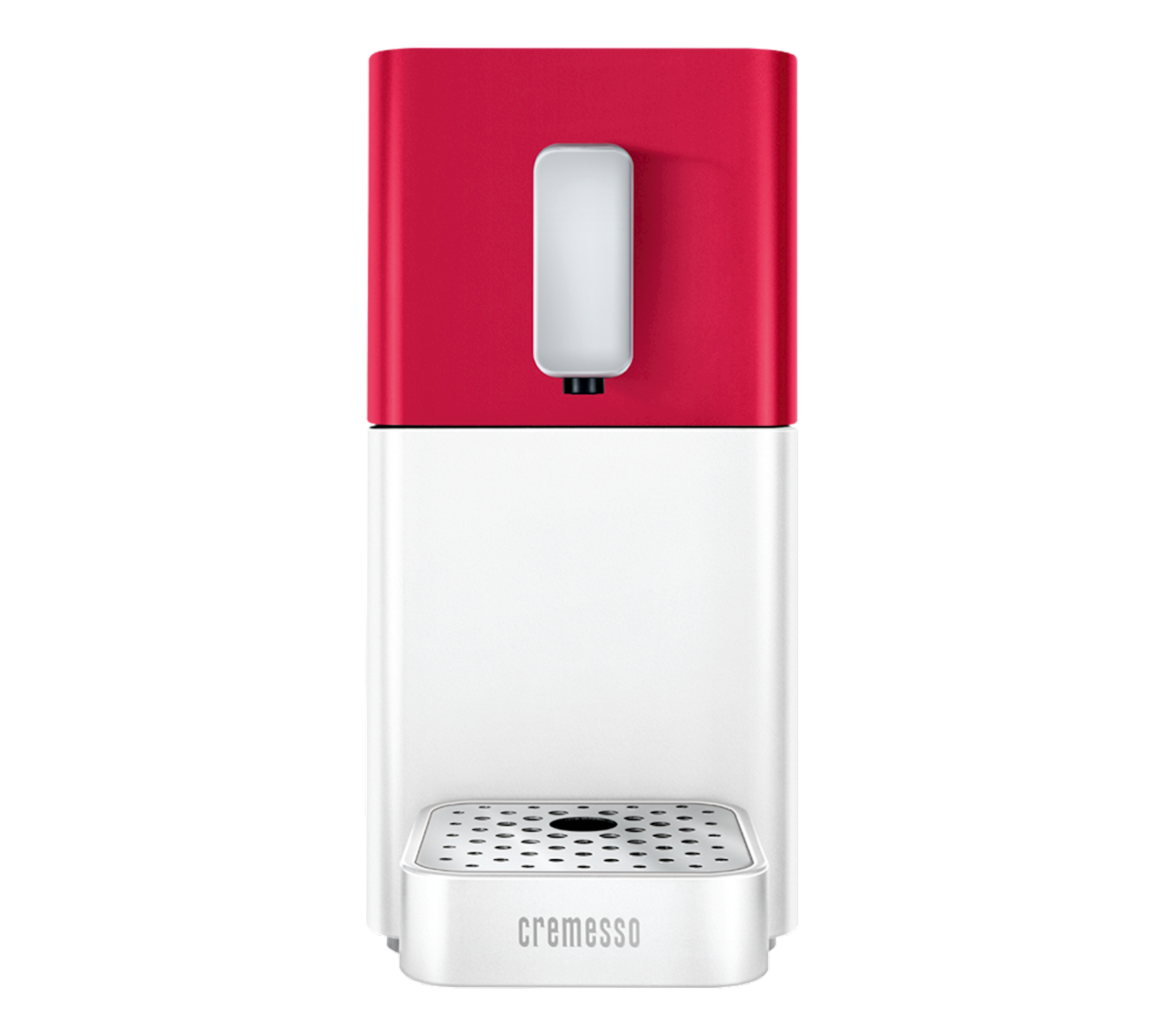 Qəhvə maşını Cremesso Easy Red/White