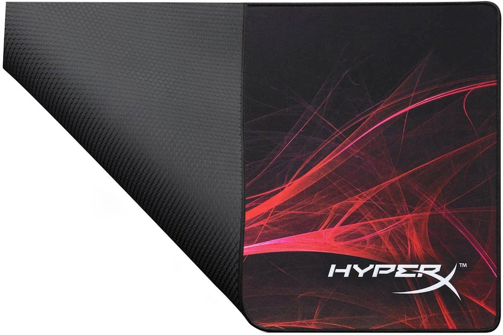 Oyun siçanı üçün altlıq Kingston HyperX Fury S - Speed Edition Pro (çox böyük)