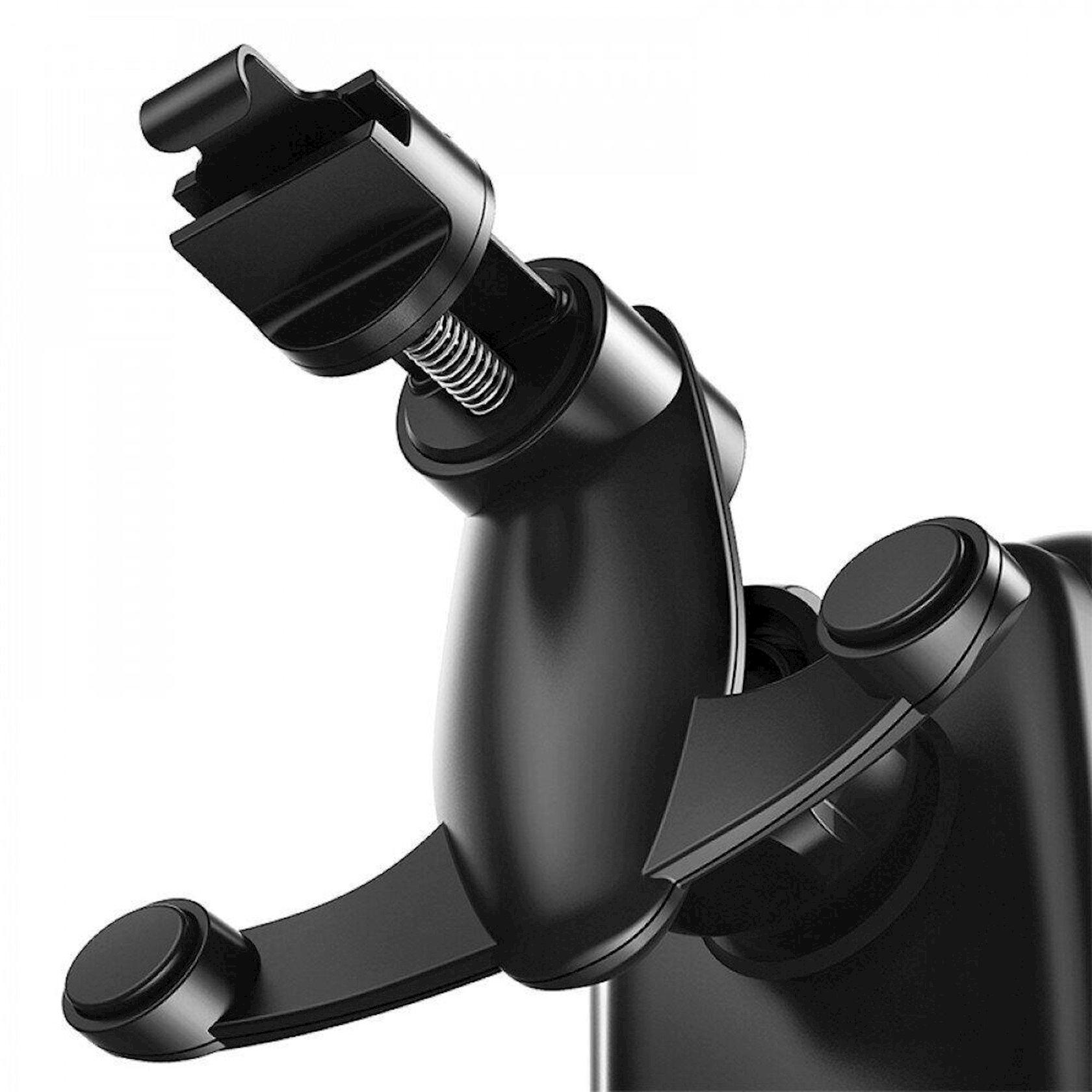 Avtomobil üçün tutqac simsiz enerji toplama cihazı ilə Baseus Rock-Solid WXHW01 01