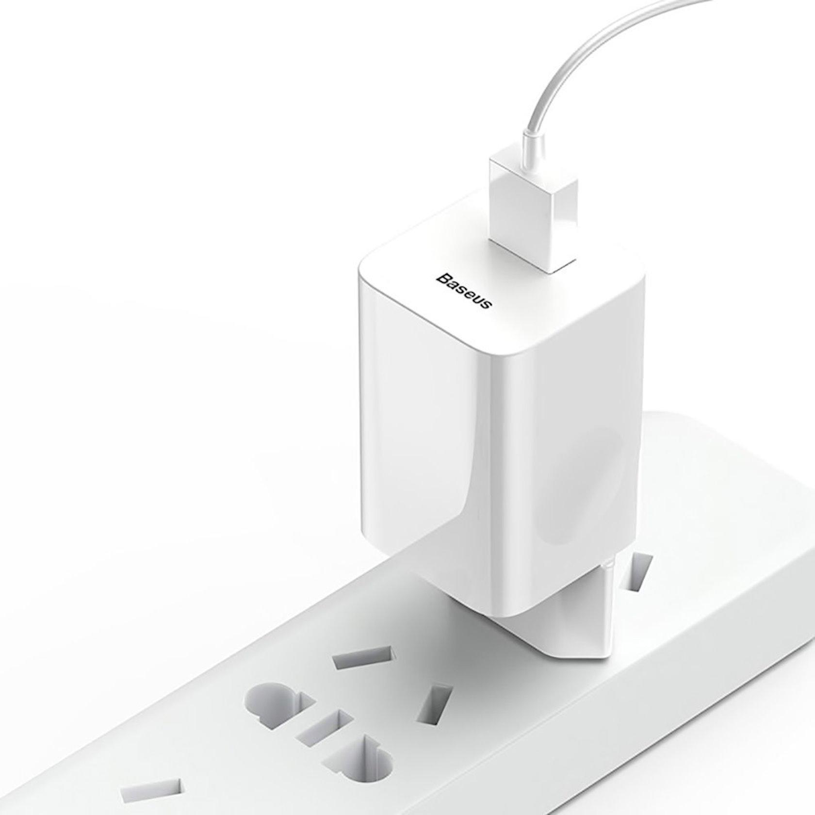 Şəbəkə enerji toplama cihazı Baseus White CCALL-BX02
