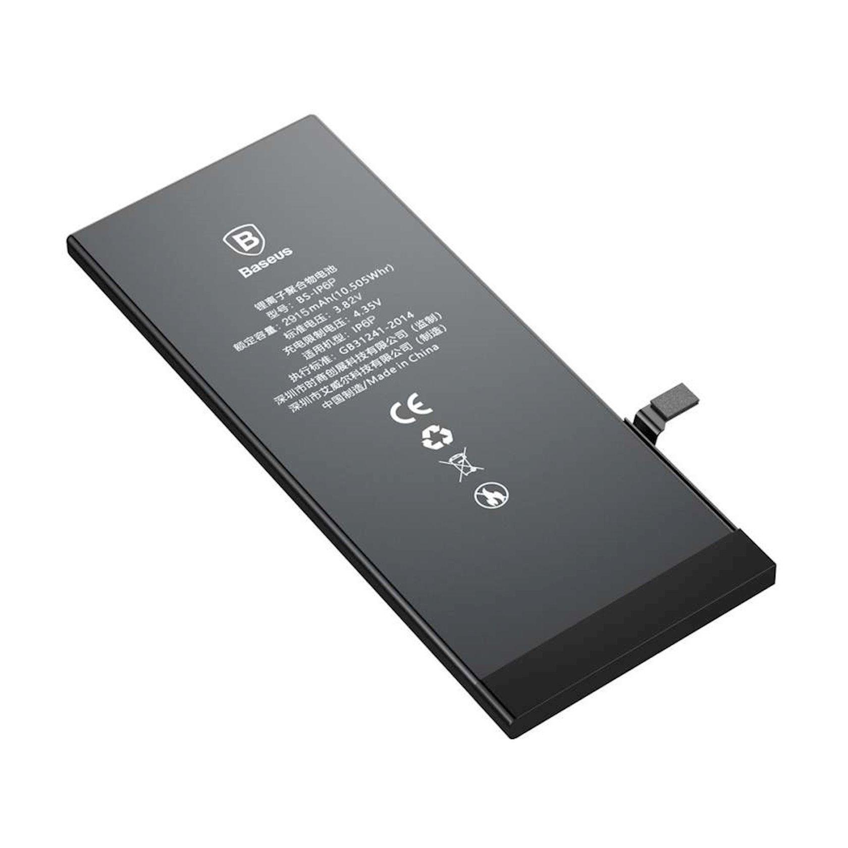 Akkumulyator Baseus Original Phone Battery iphone 6 Plus üçün 2915mAh