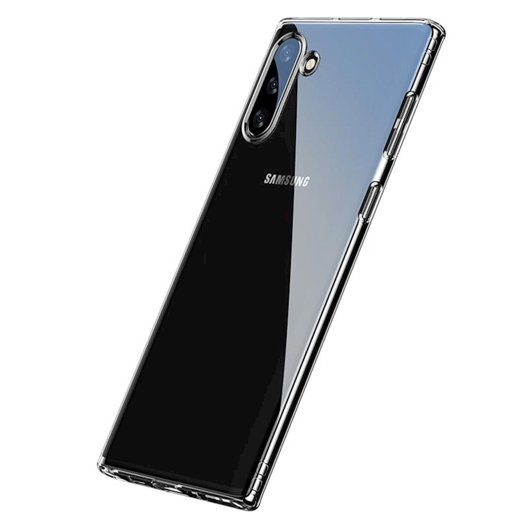 Çexol smartfon üçün Baseus Simple Series Samsung Galaxy Note 10
