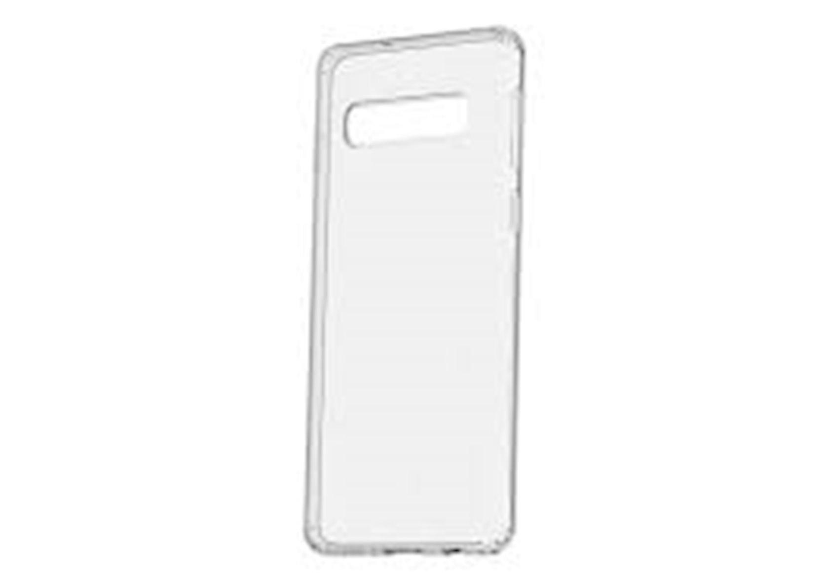 Çexol smartfon üçün Baseus Simple Samsung Galaxy S10