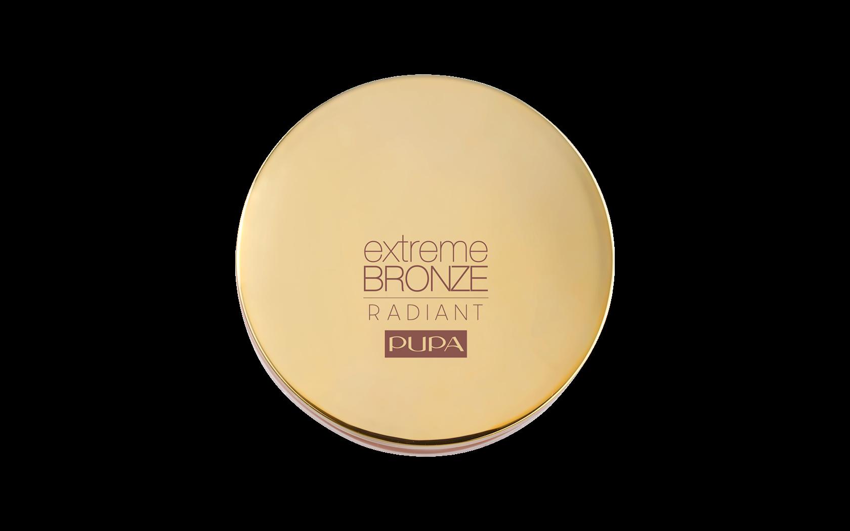 Bronzlaşdırıcı kirşan Extreme Bronze Radiant №010 Biscuit