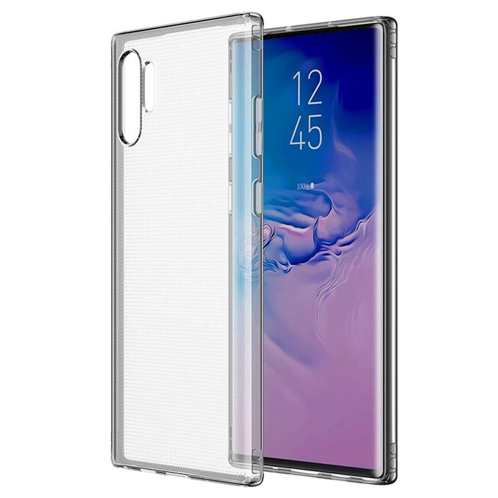 Çexol Baseus Simple Series Case Samsung Galaxy Note 10 Plus üçün