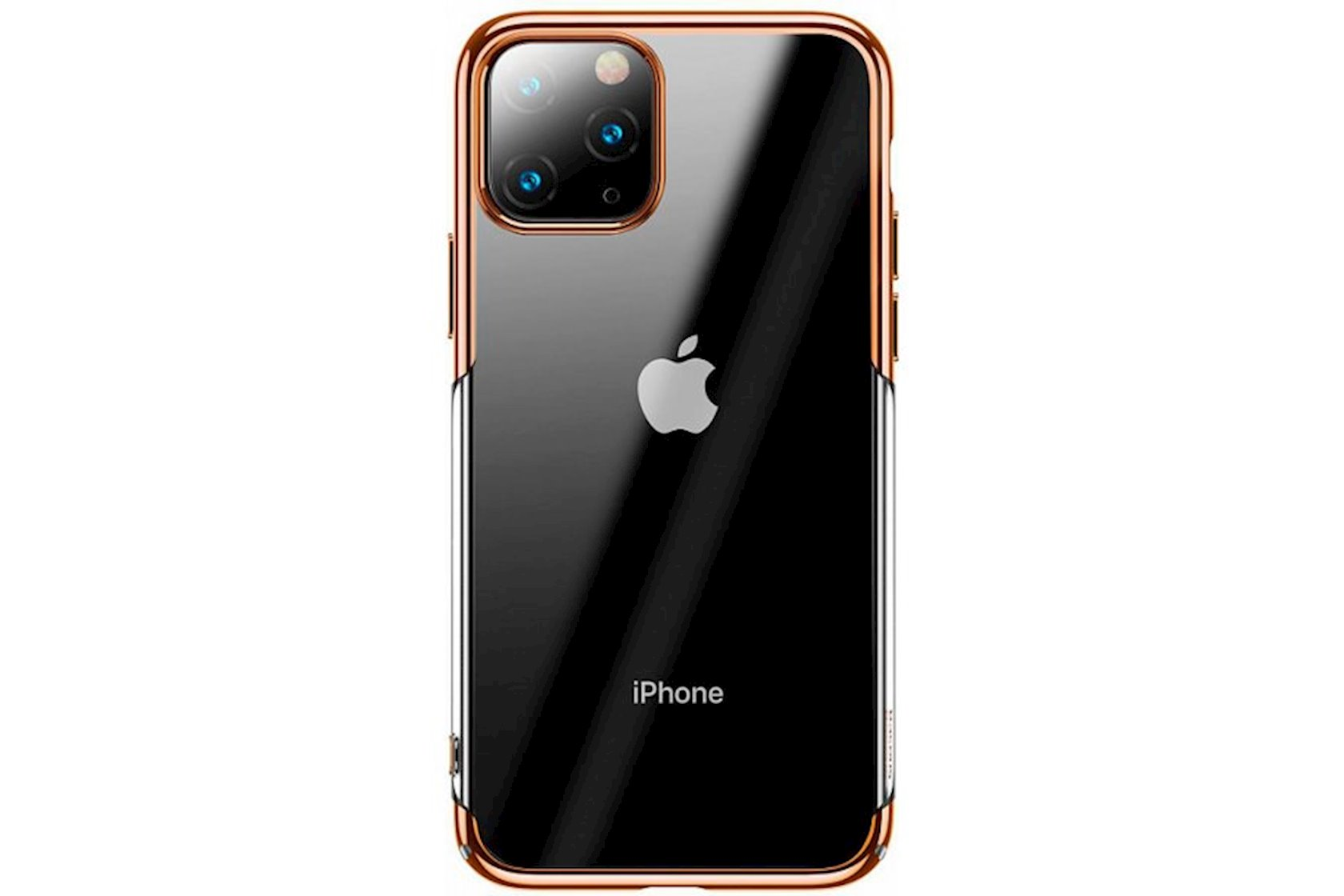 Çexol Baseus WIAPIPH65S-DW0V Glitter  iPhone 11 Pro Max üçün, qızılı