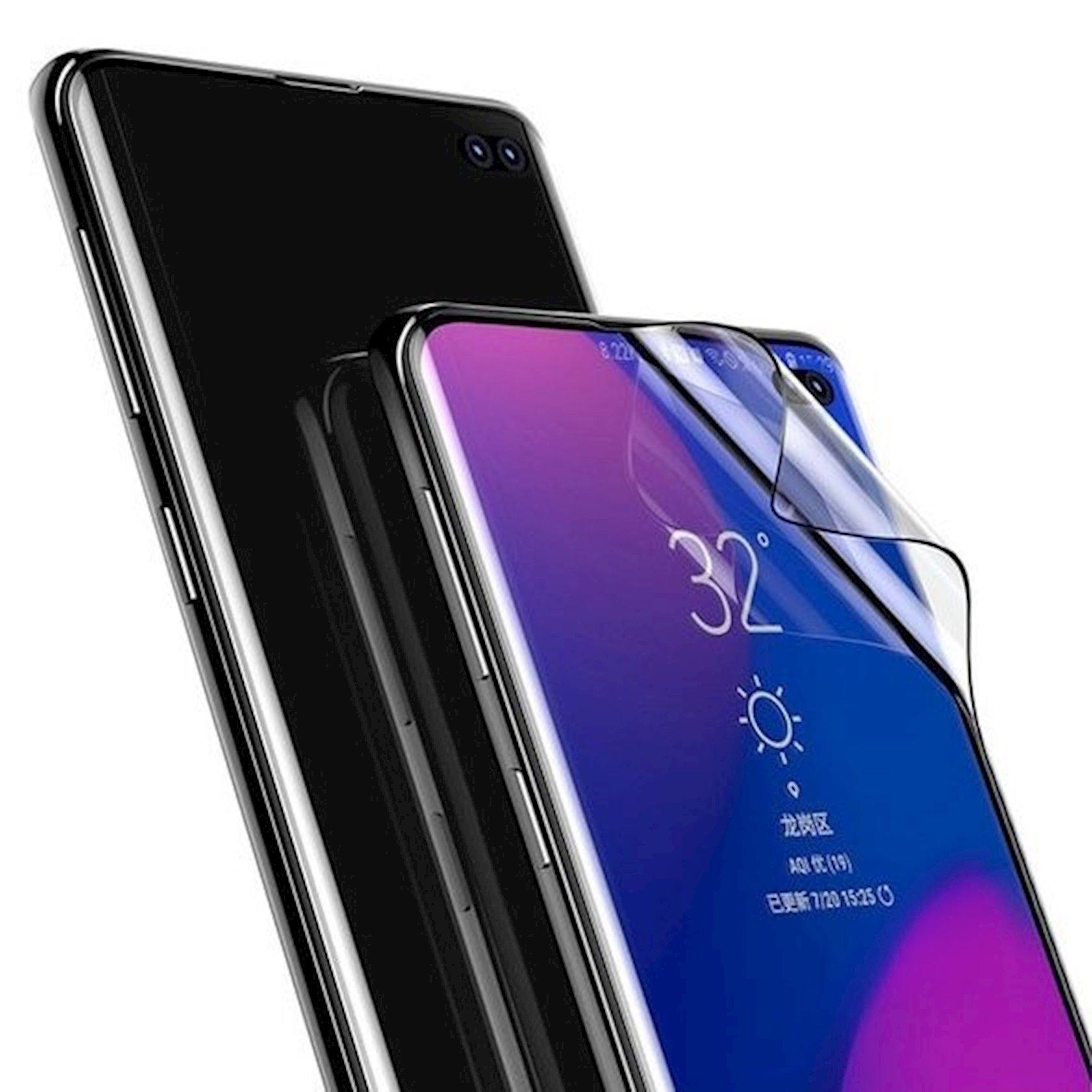 Qoruyucu şüşə Baseus 0.15 mm curved anti-explosion Sgsas10-kr01 Samsung Galaxy S10 üçün