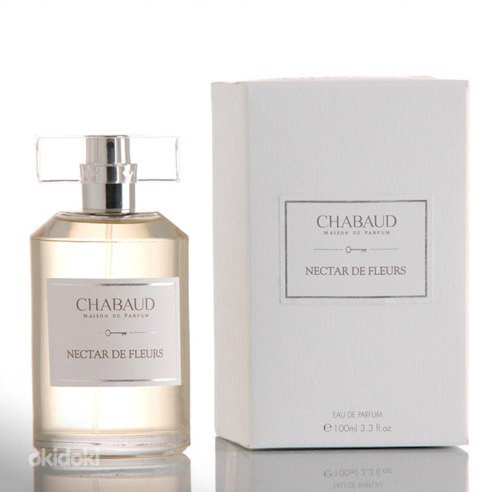 Ətir suyu Chabaud Maison de Parfum Nectar De Fleurs