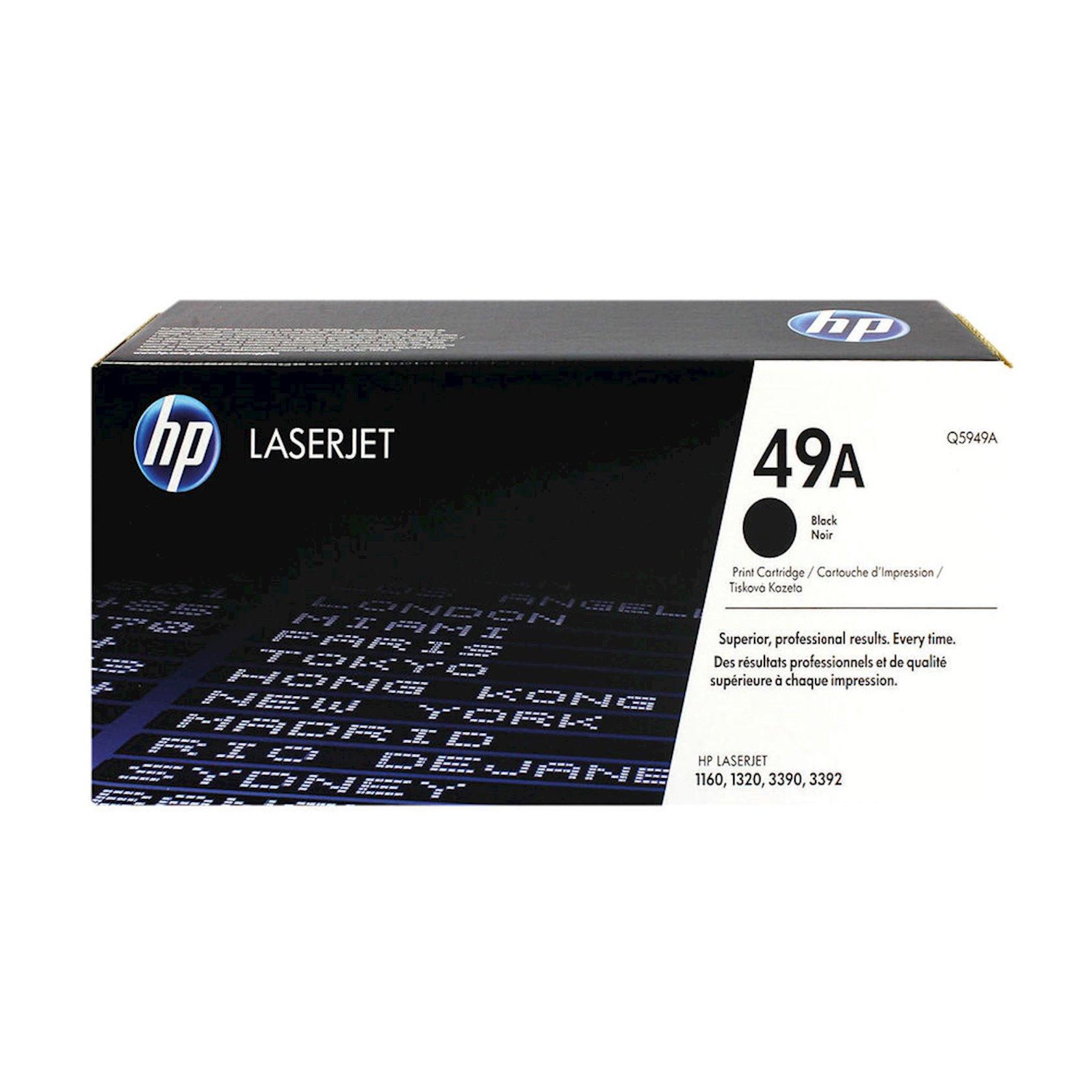 Kartric HP LaserJet (Q5949A)