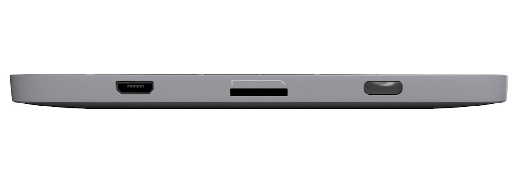 Elektron kitab PocketBook 627 Touch Lux 4 Silver
