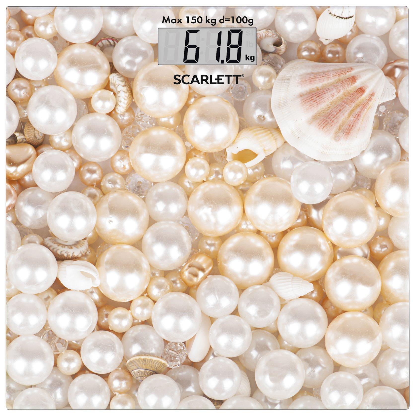 Döşəmə tərəzisi SCARLETT SC-BS33E085