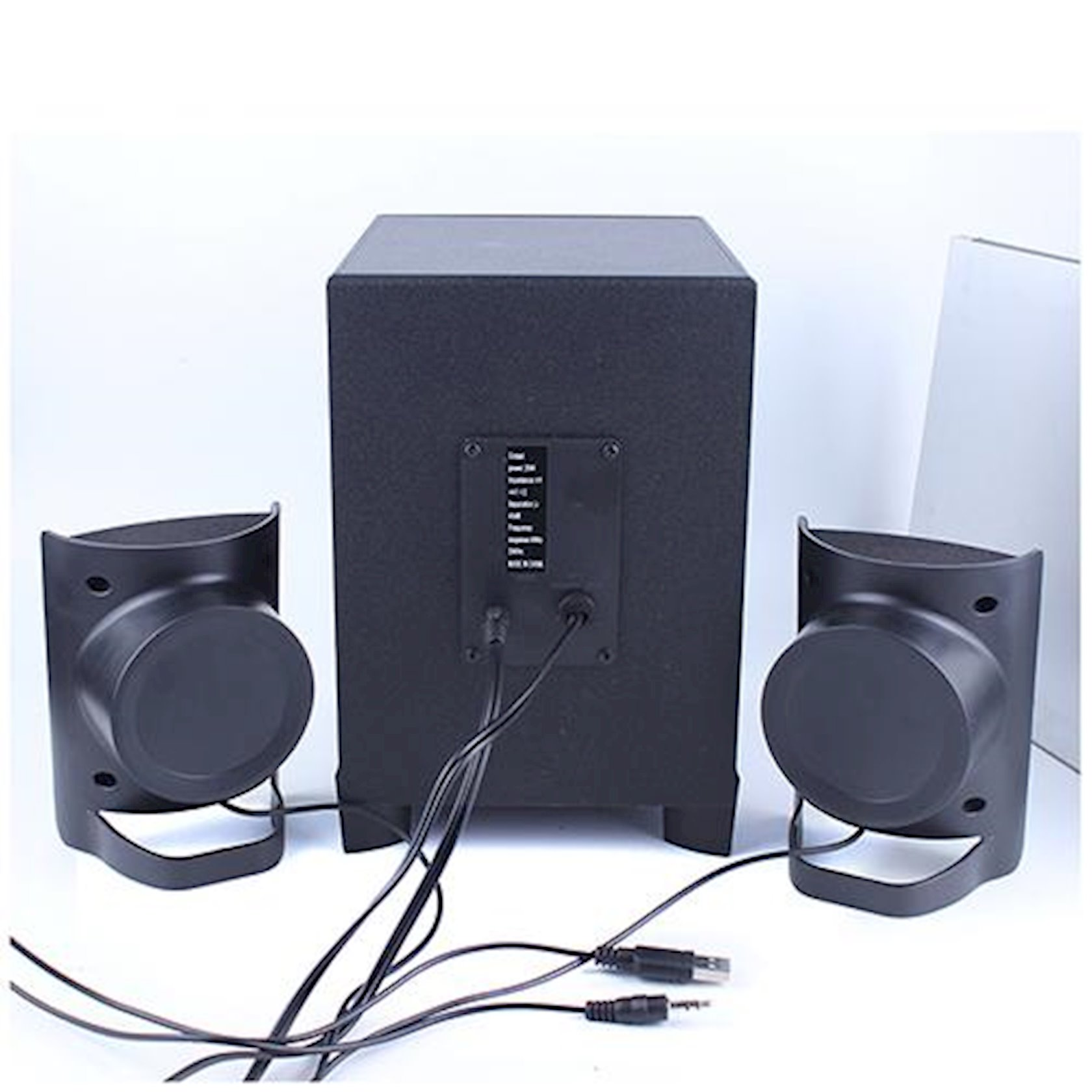 Akustik sistem Kisonli TM-6000U Black
