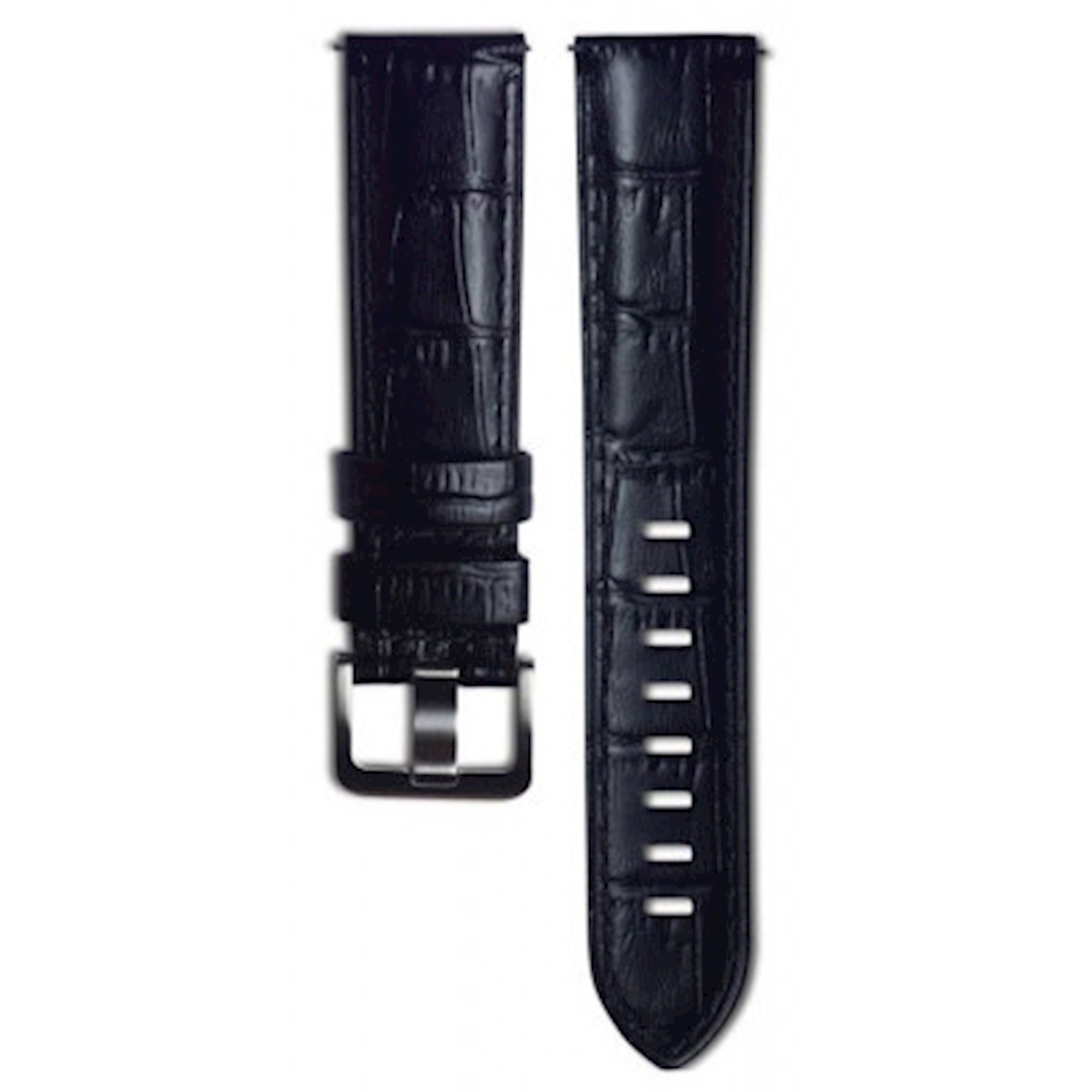 Kəmər Braloba Urban Lux Samsung Galaxy Watch 46 mm üçün Black