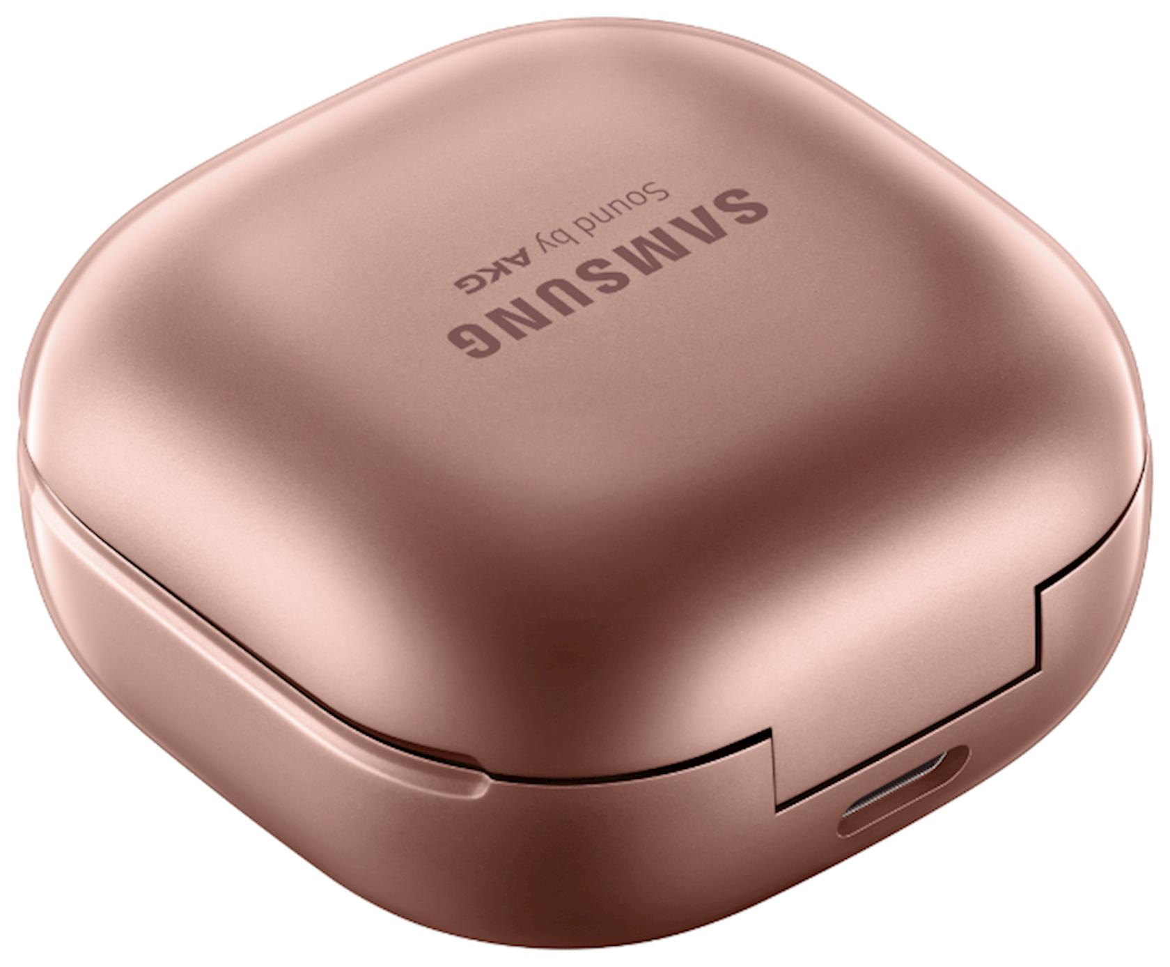 Simsiz qulaqlıqlar Samsung Galaxy Buds Live Bronze