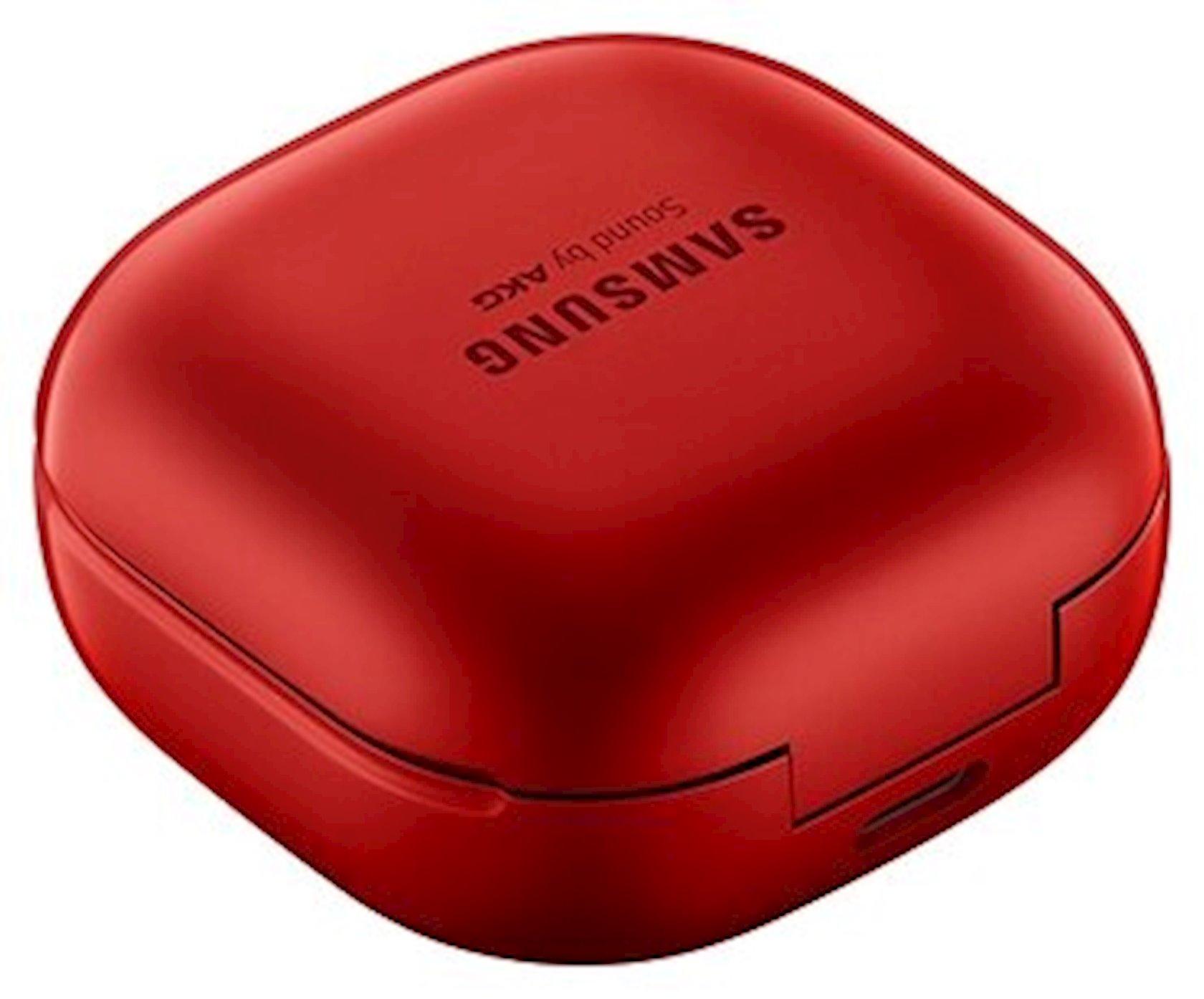Simsiz qulaqlıqlar Samsung Galaxy Buds Live Red
