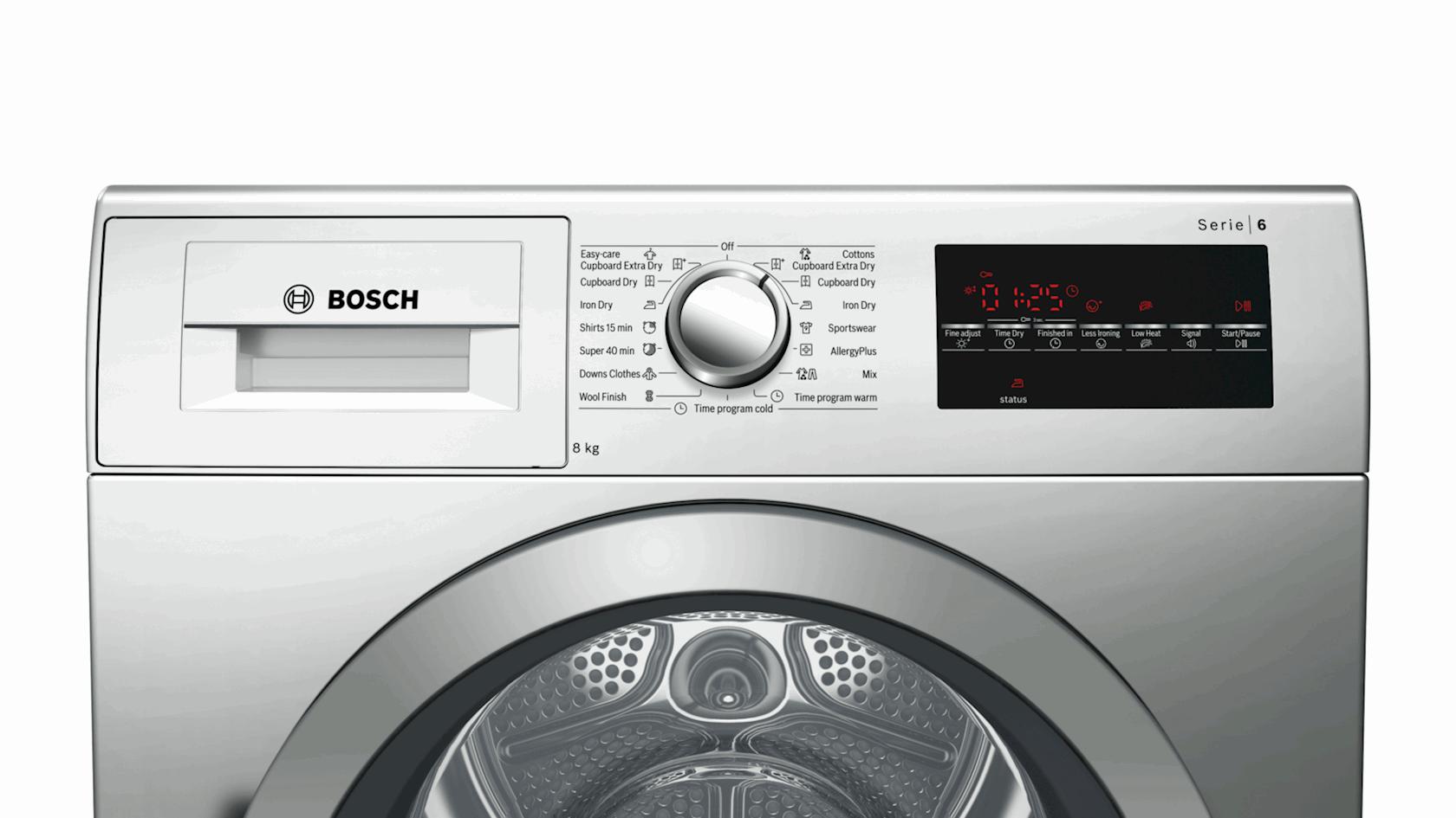 Paltarqurudan Bosch WTG8640SME