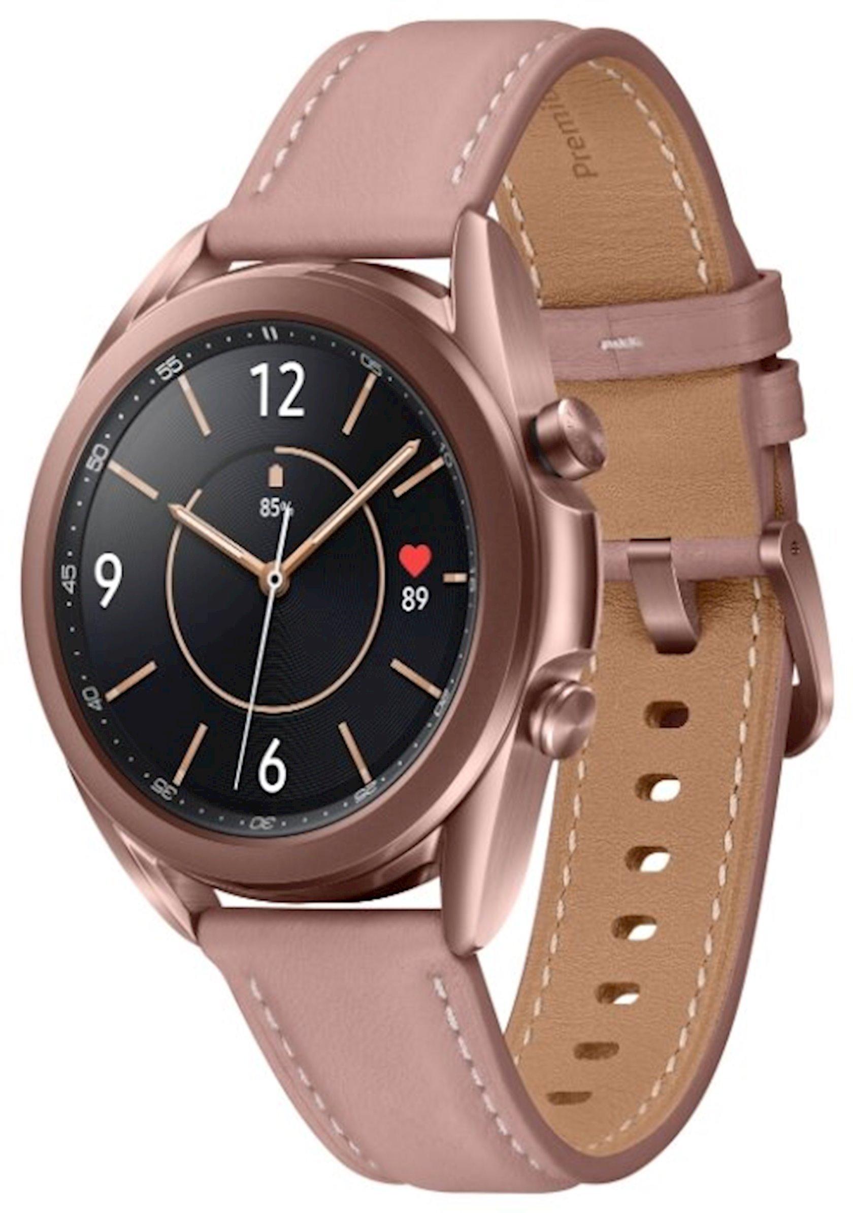 Smart saat Samsung Galaxy Watch3, 41mm Mystic Bronze