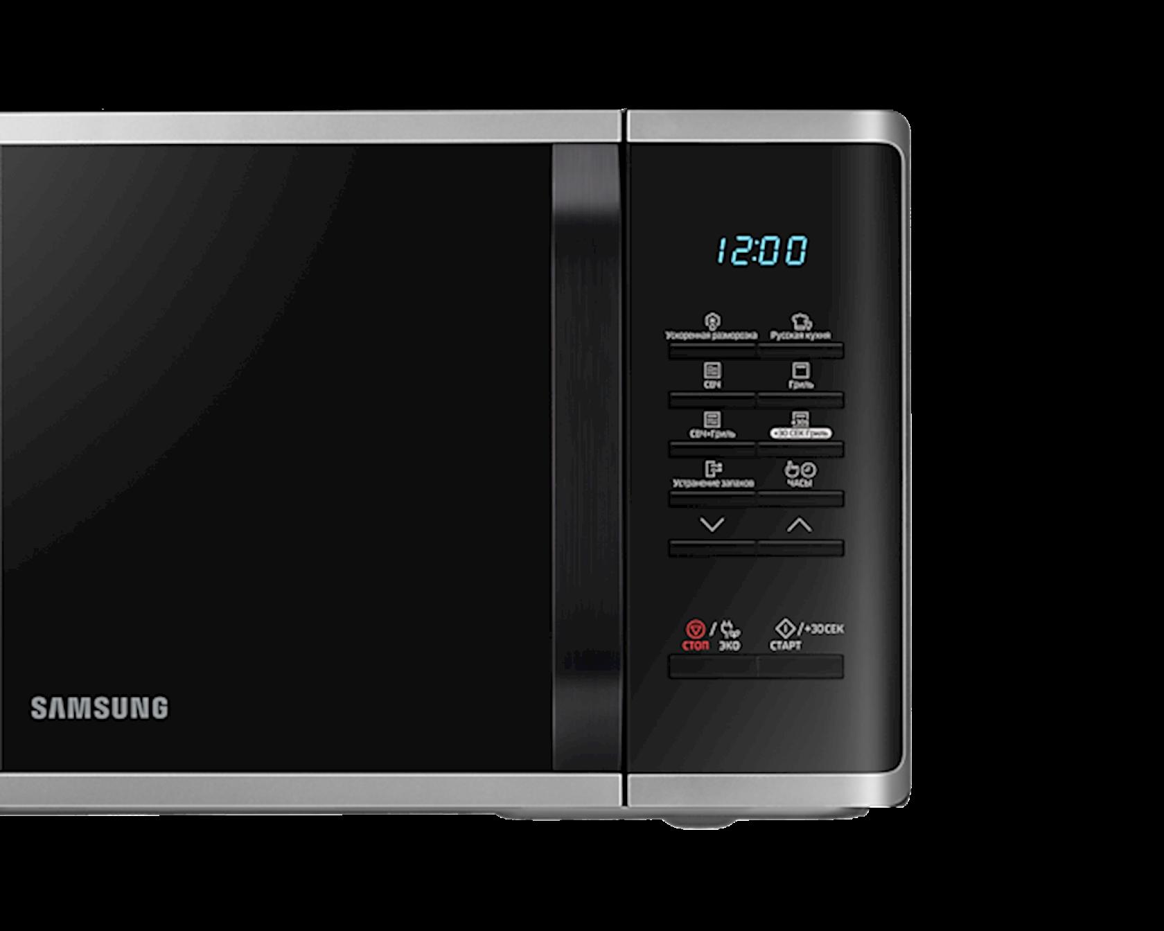 Микроволновая печь Samsung MG23K3513AS / BW