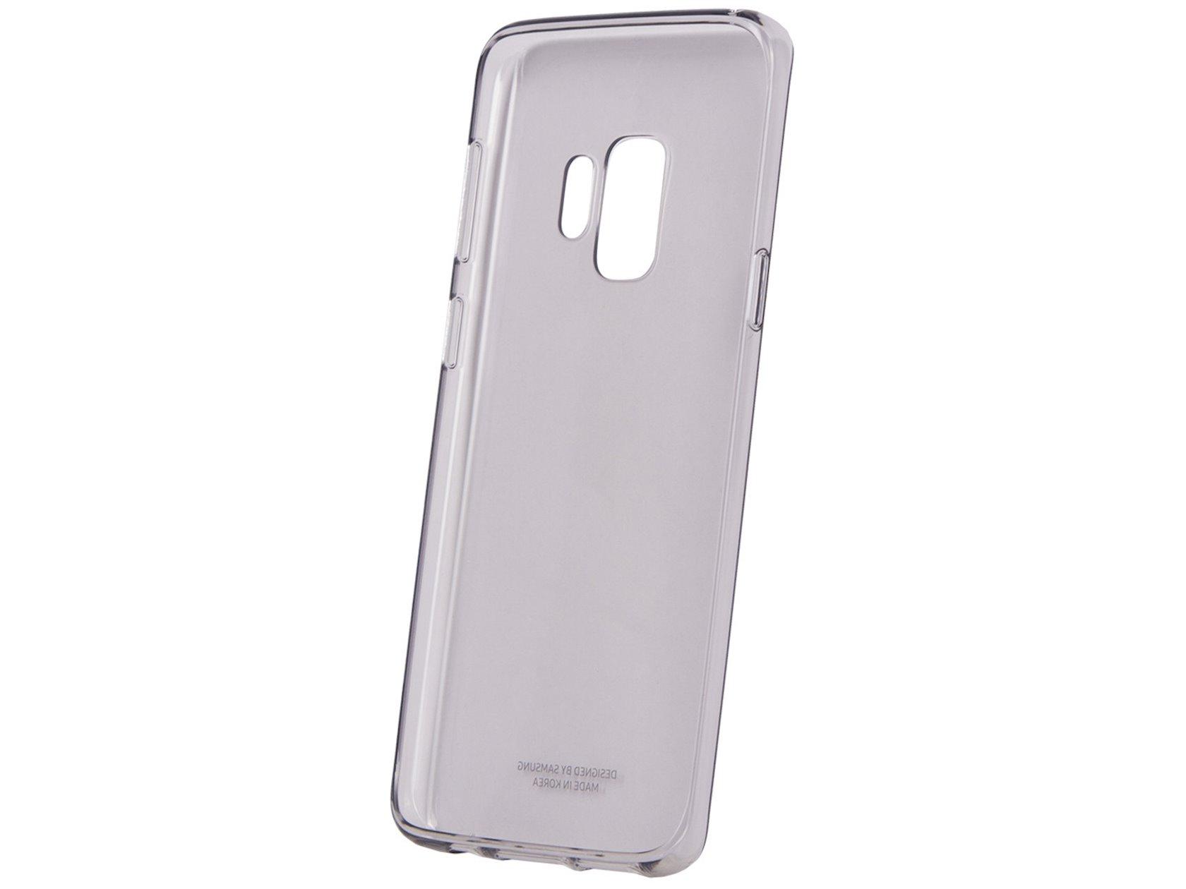Çexol Samsung Clear Cover Galaxy S9  (EF-QG960TTEGRU)