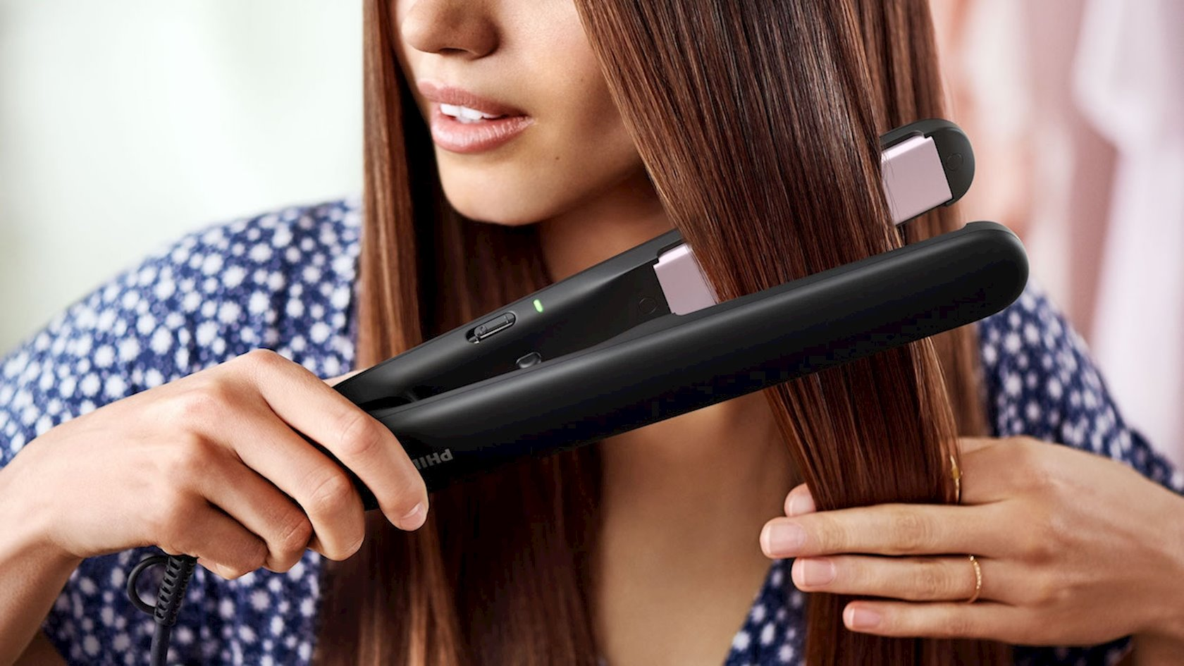 Saçlar üçün düzləndirici Philips HP8321/00