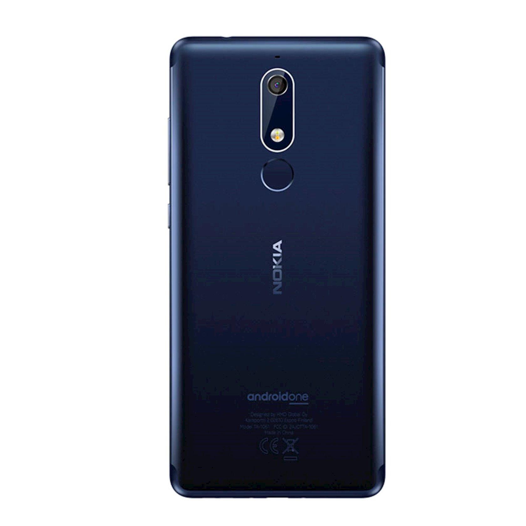 Smartfon Nokia 5.1 2GB/16GB Blue