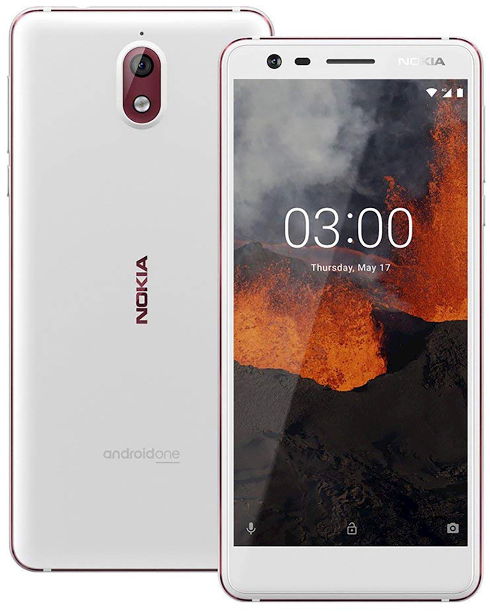 Smartfon Nokia 3.1 2GB/16GB White