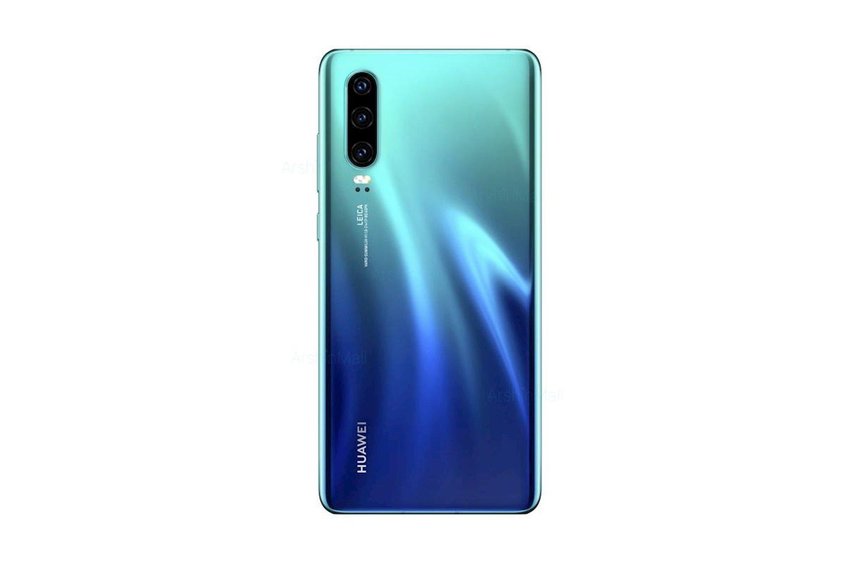 Smartfon Huawei P30 6GB/128GB Aurora