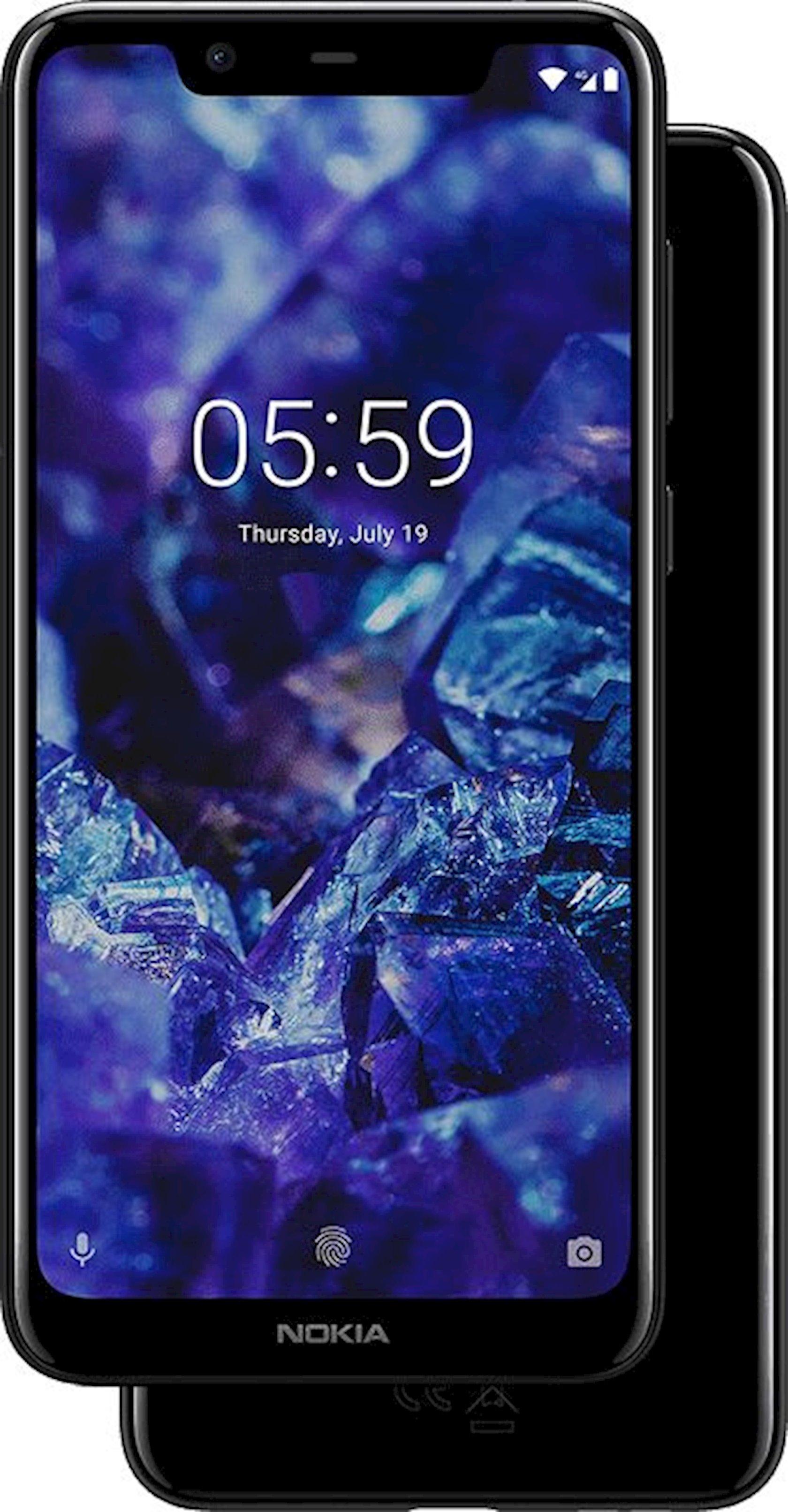 Smartfon Nokia 5.1 Plus 3GB/32Gb Black